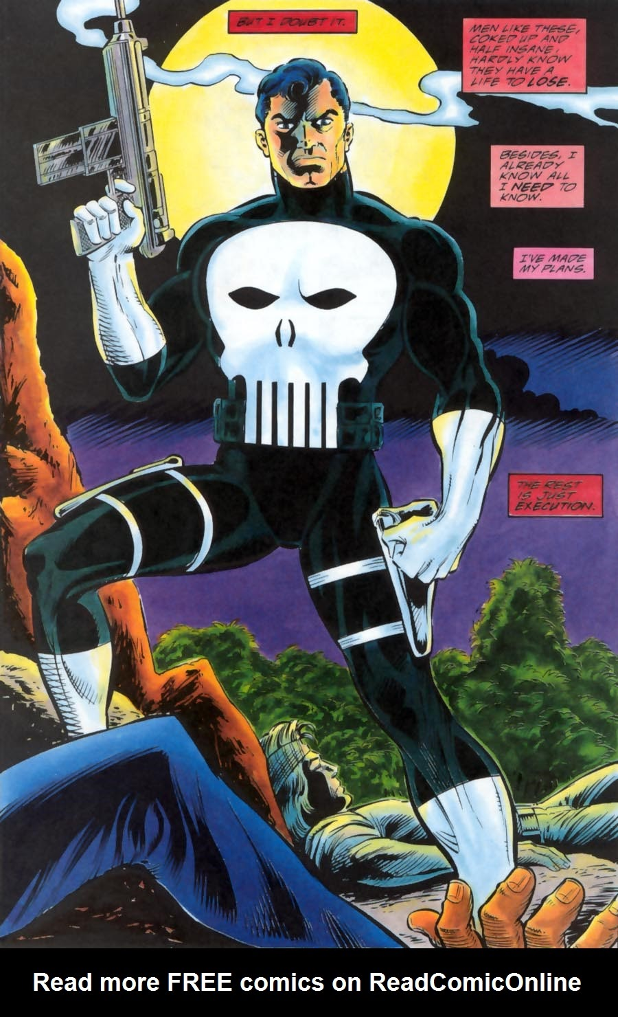 Read online Punisher Bloodlines comic -  Issue # Full - 44