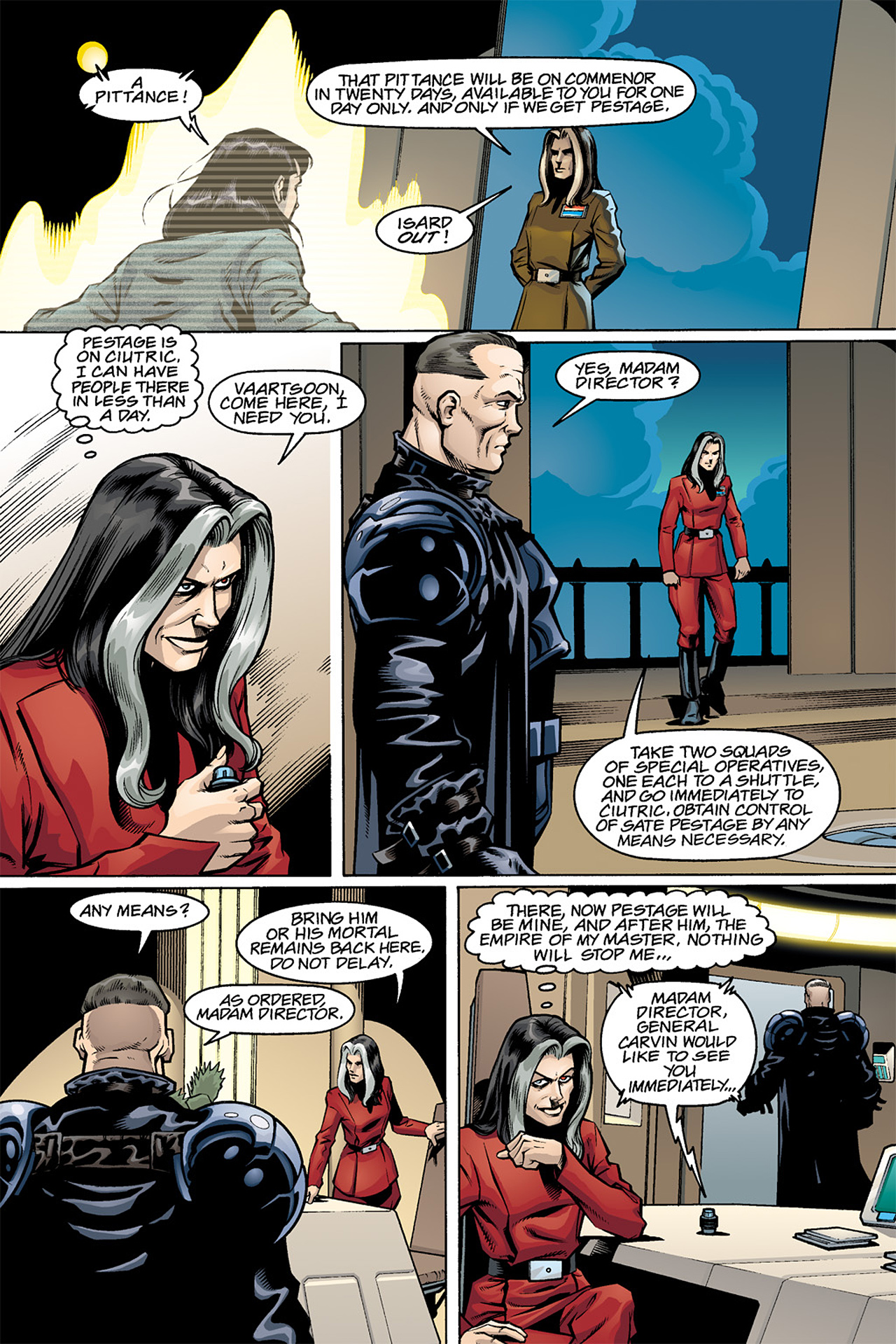 Read online Star Wars Omnibus comic -  Issue # Vol. 3 - 296