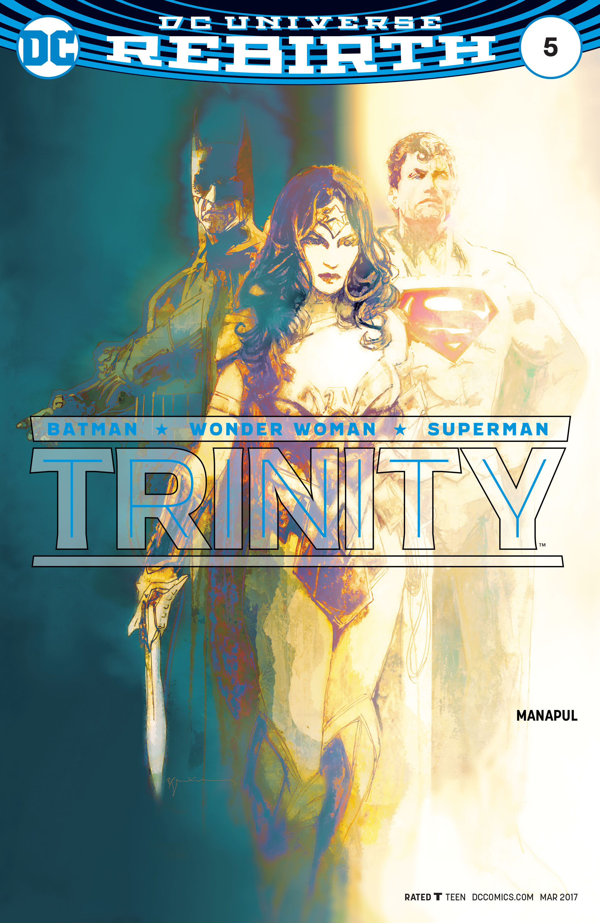 Read online Trinity (2016) comic -  Issue #5 - 3