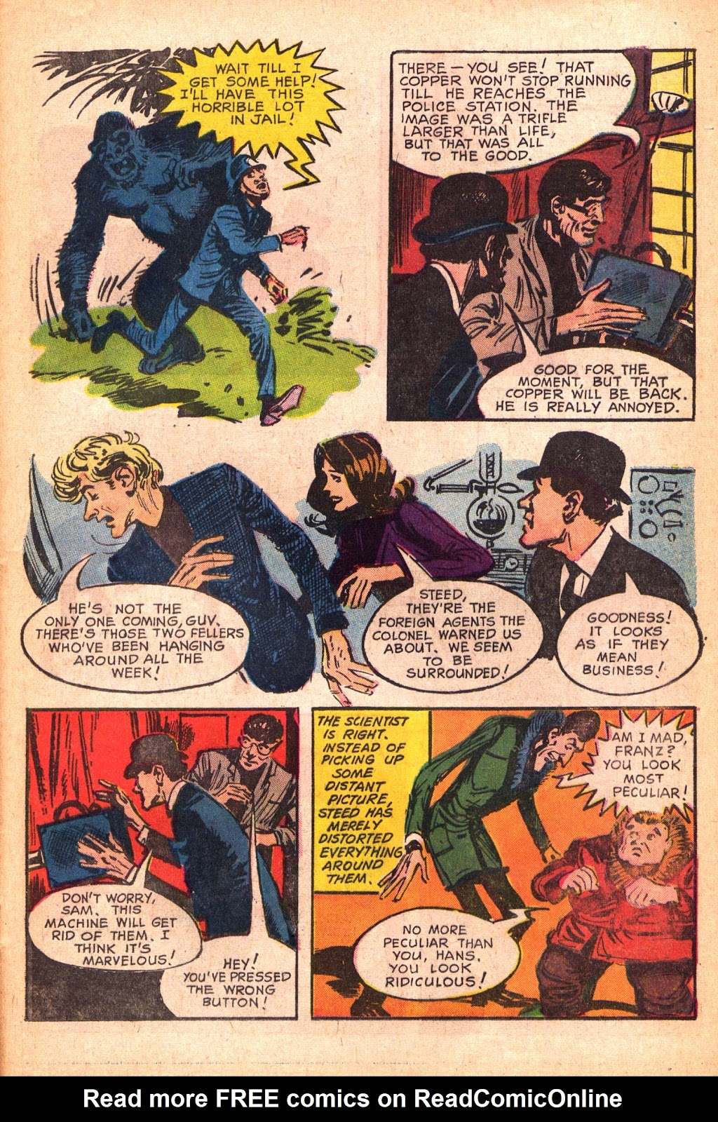 Read online The Avengers (1968) comic -  Issue # Full - 25