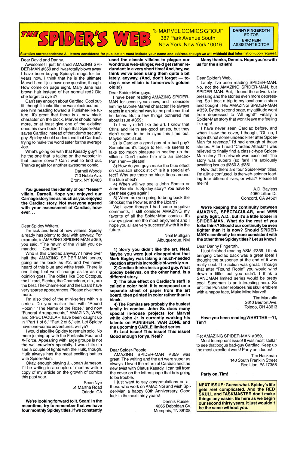 The Amazing Spider-Man (1963) 365 Page 67