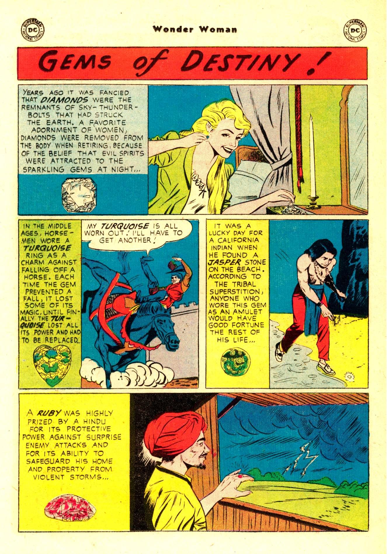 Read online Wonder Woman (1942) comic -  Issue #84 - 23