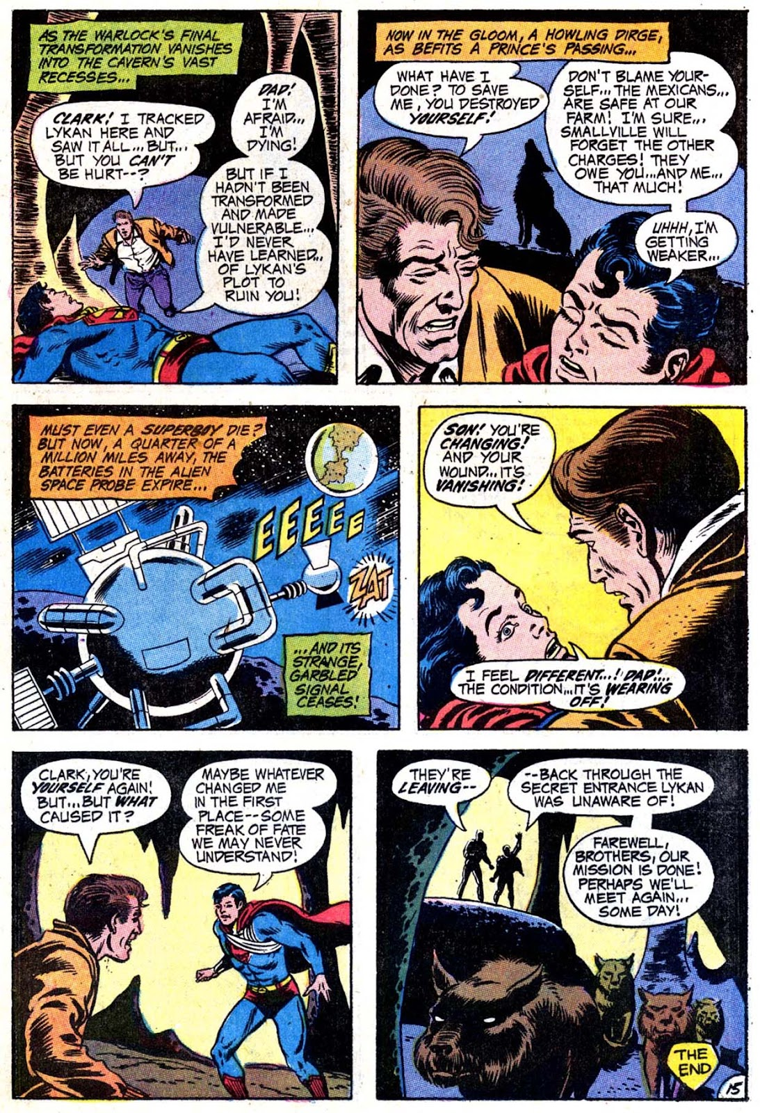 Superboy (1949) issue 180 - Page 15