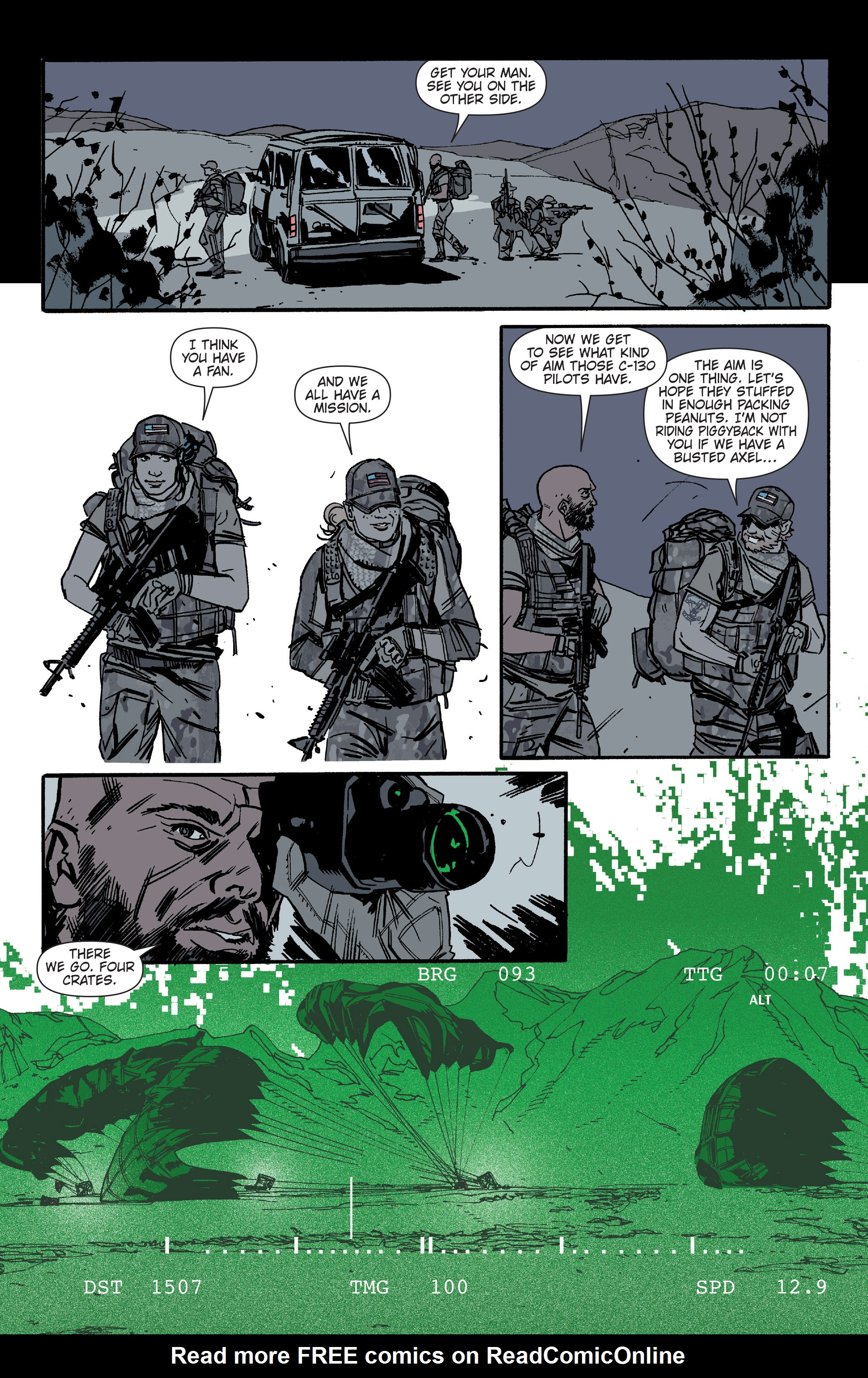 Read online The Activity comic -  Issue #9 - 8