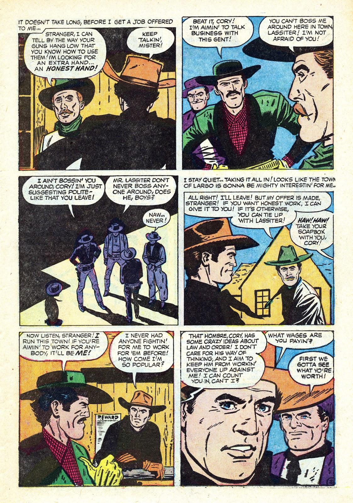 Gunsmoke Western issue 34 - Page 11