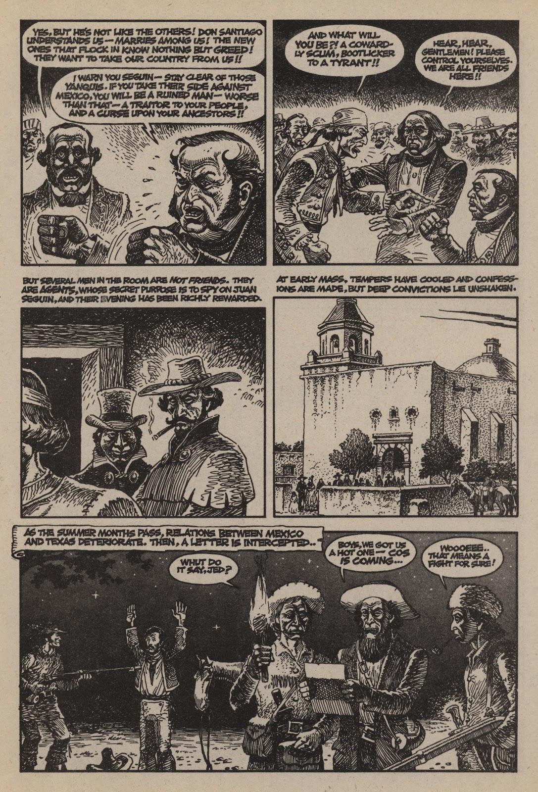 Recuerden el Alamo issue Full - Page 27