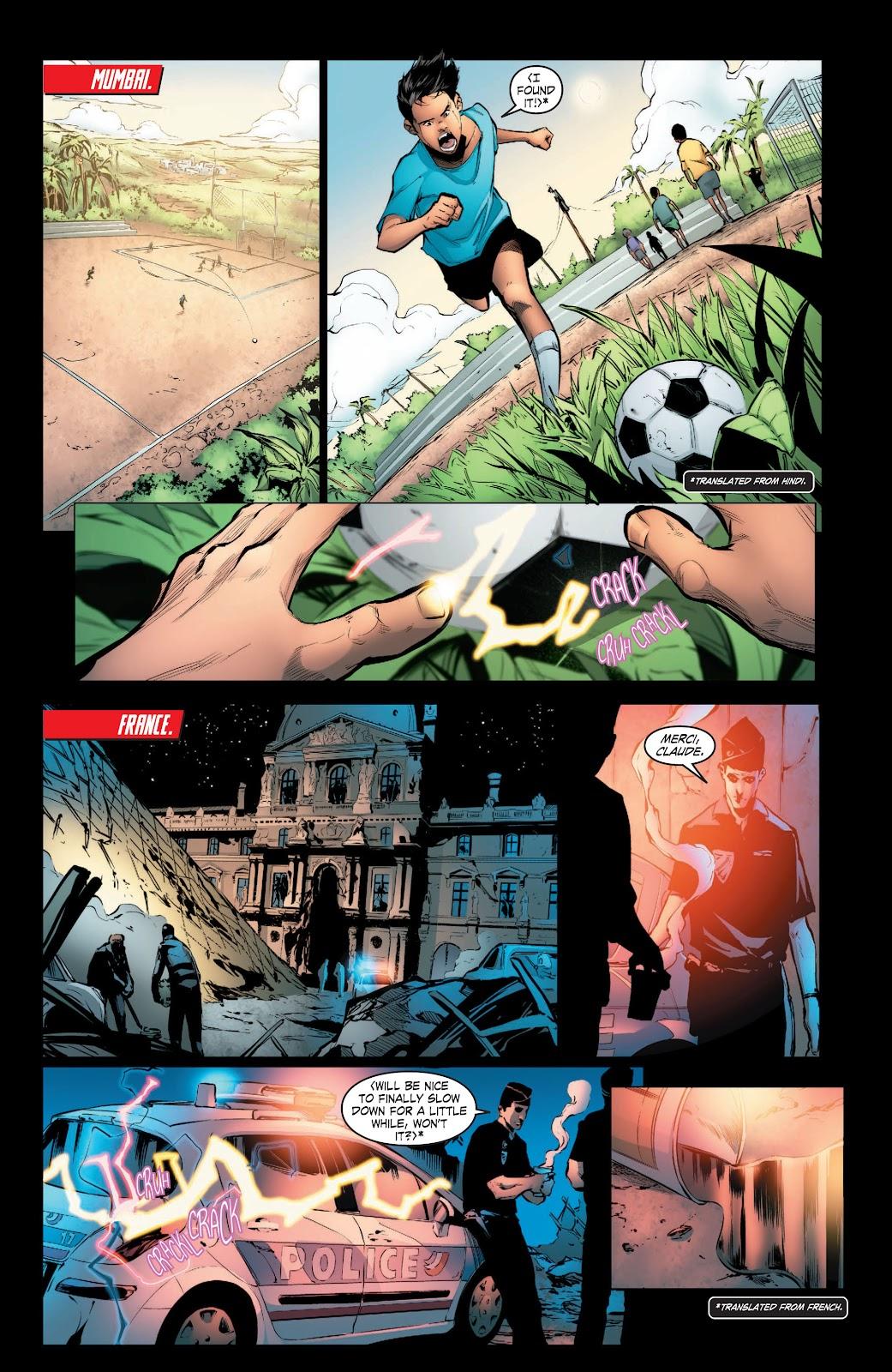 Read online Smallville Season 11 [II] comic -  Issue # TPB 3 - 71