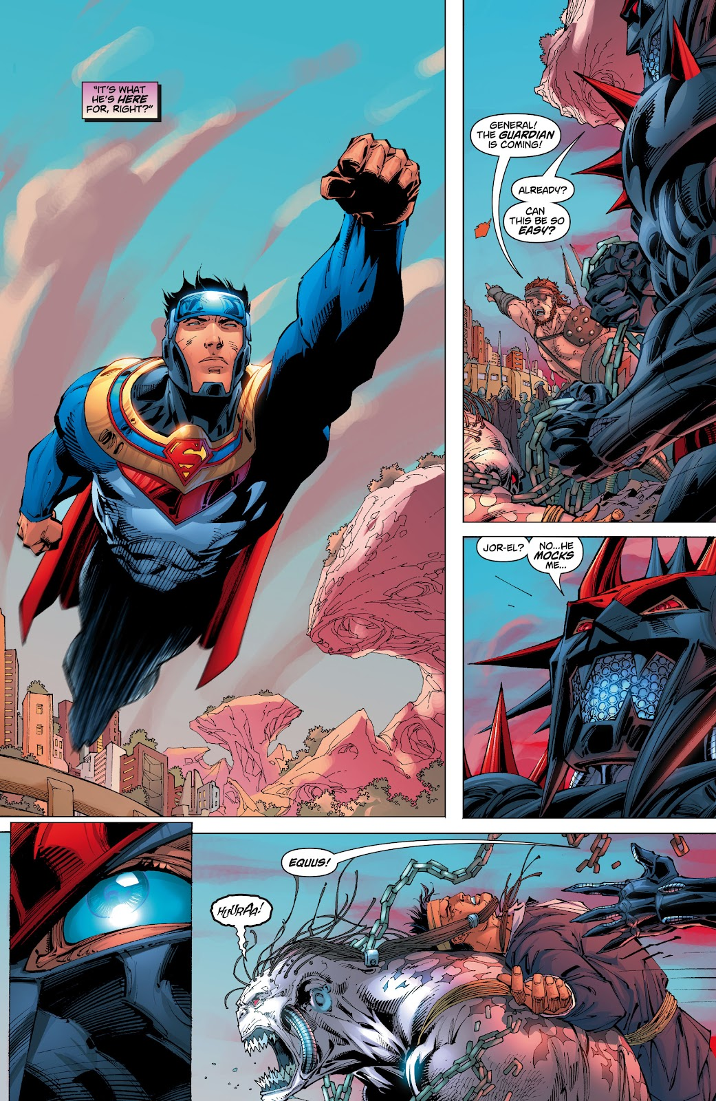 Read online Superman: For Tomorrow comic -  Issue # TPB (Part 3) - 44