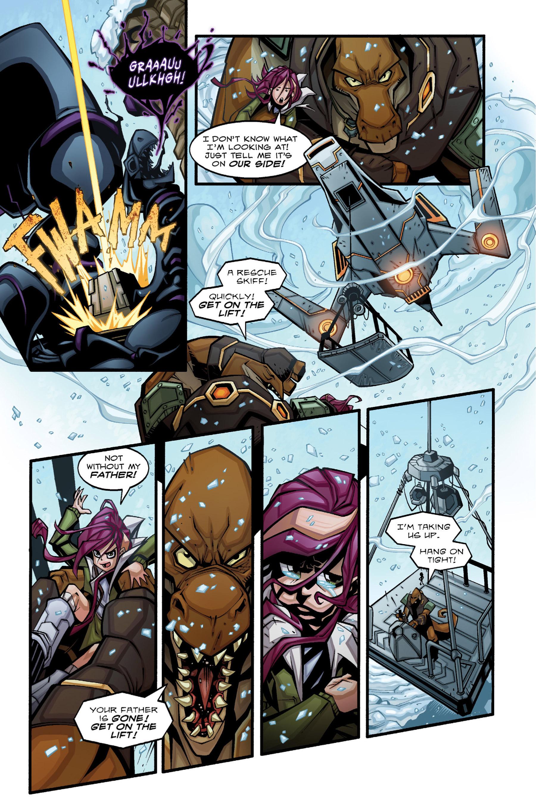 Read online Rexodus comic -  Issue # Full - 30