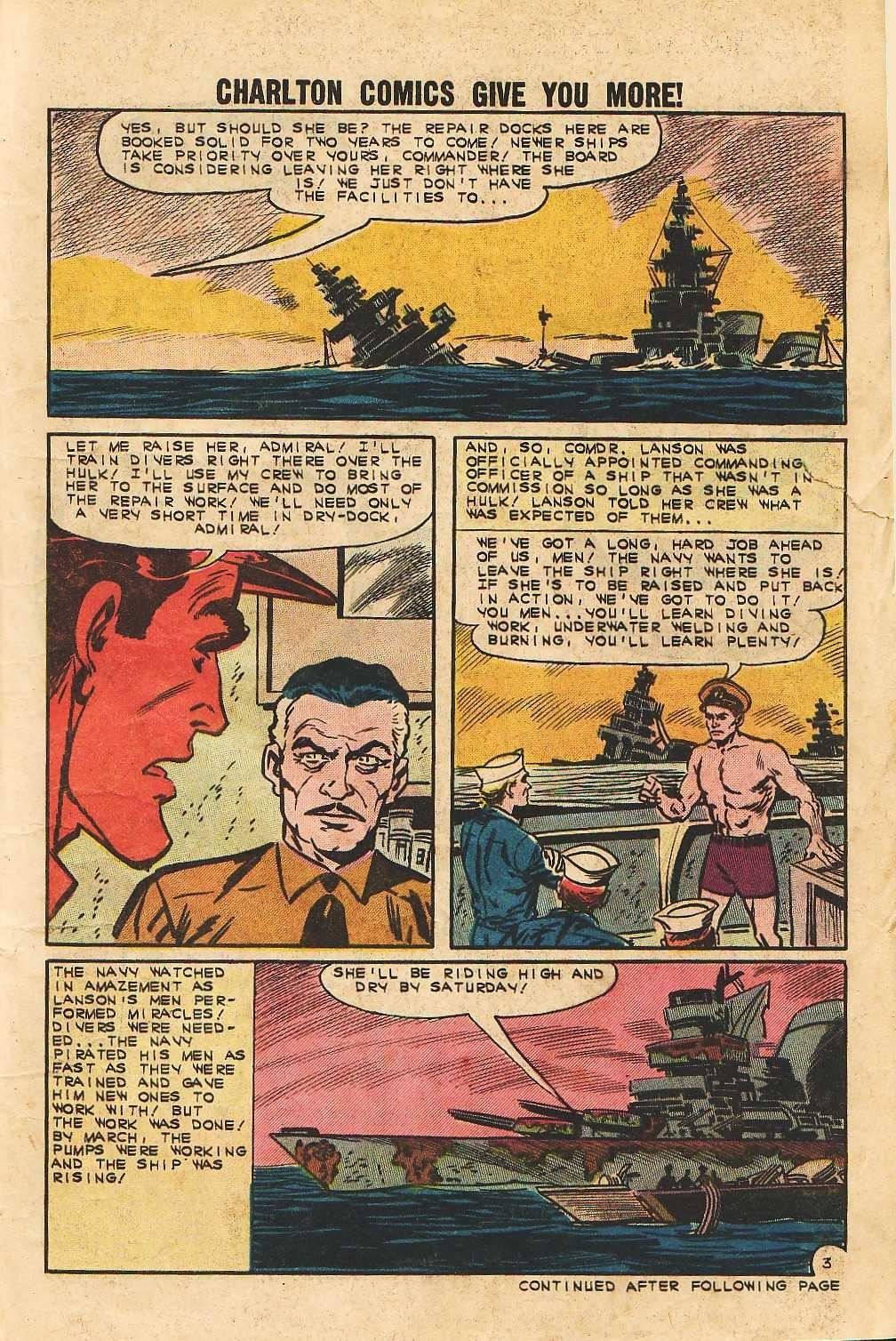 Read online Fightin' Navy comic -  Issue #105 - 5