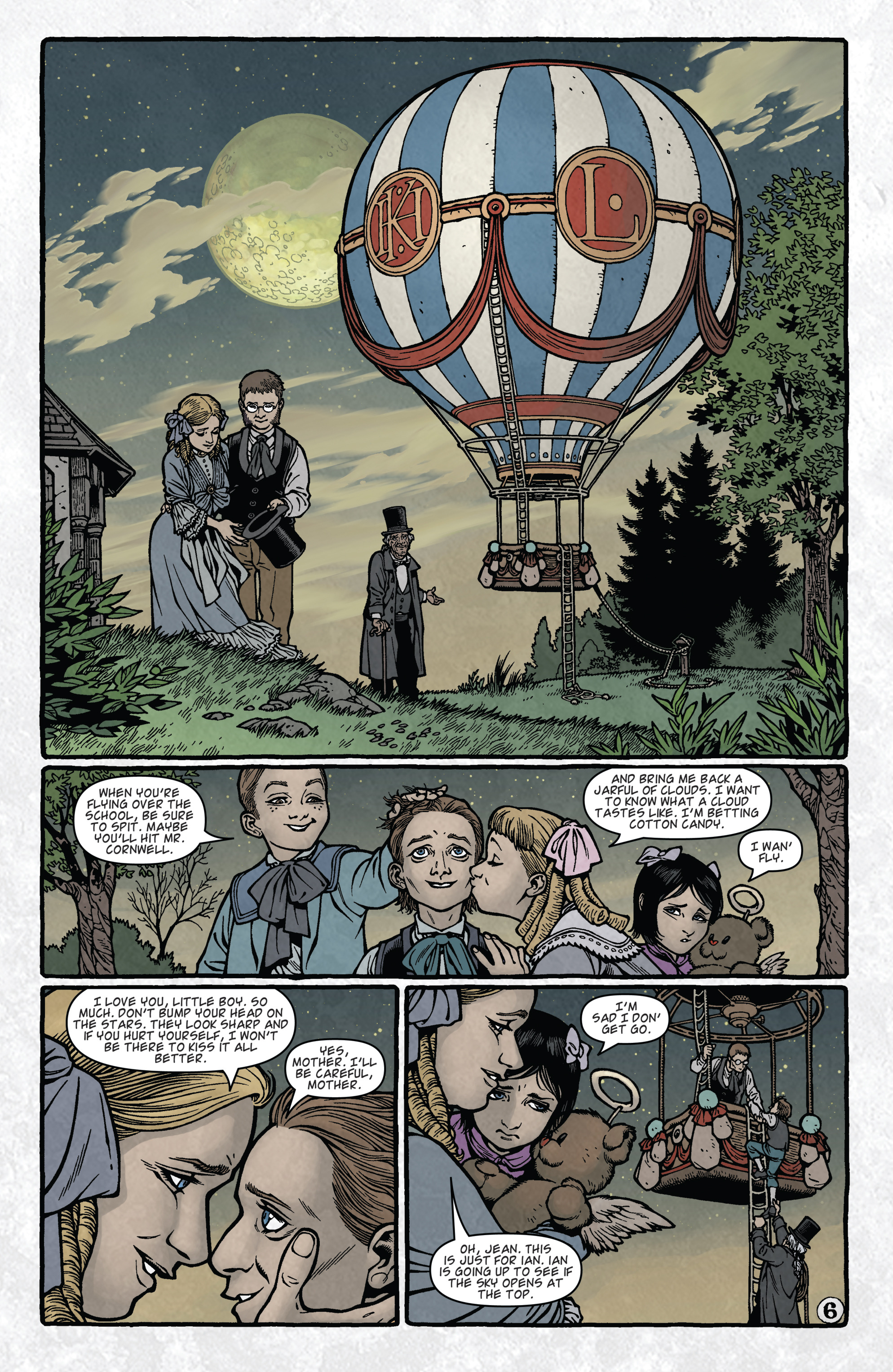Read online Locke & Key: Guide to the Known Keys comic -  Issue # Full - 8