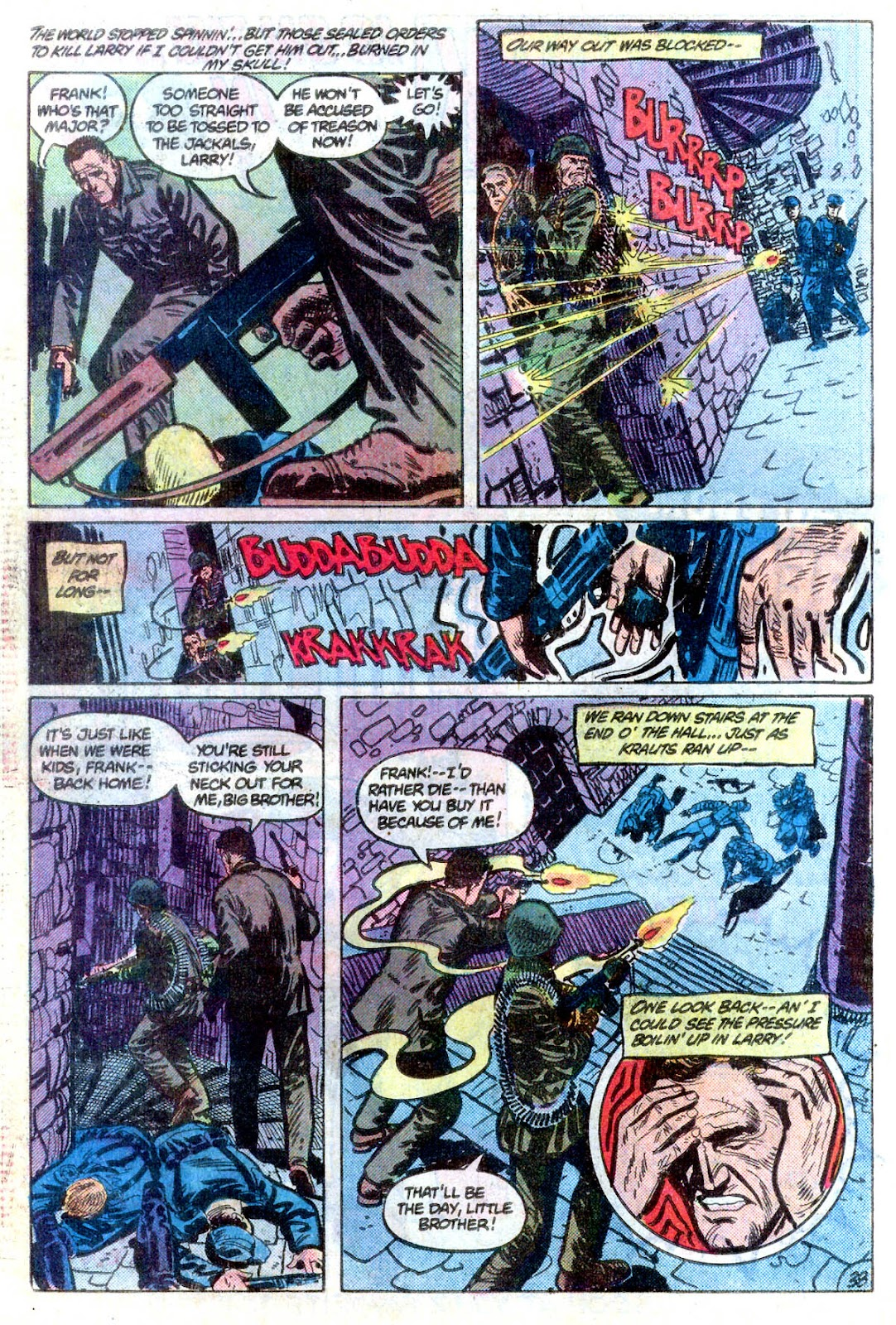 Sgt. Rock issue Annual 2 - Page 40