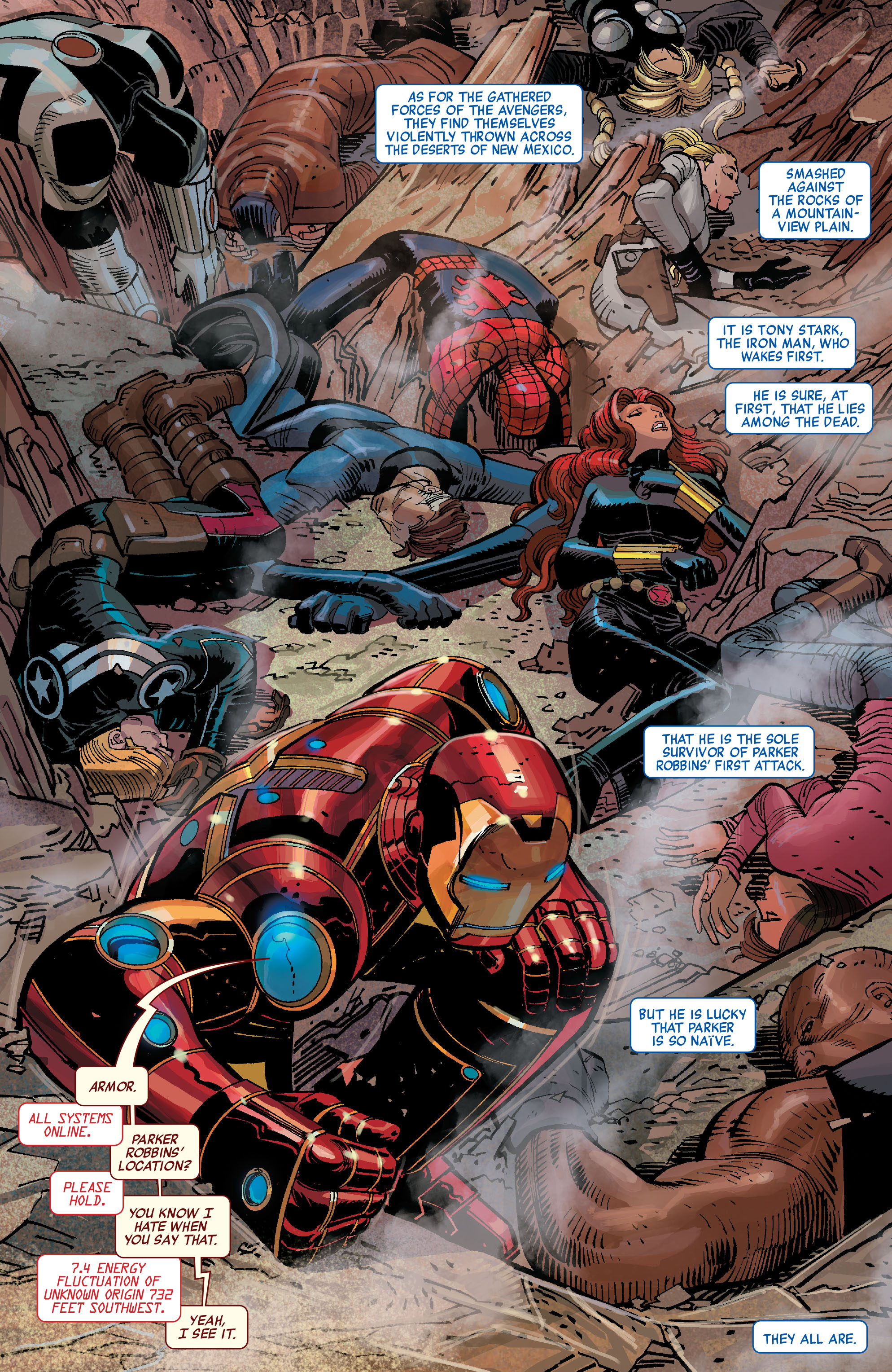 Read online Avengers (2010) comic -  Issue #11 - 12