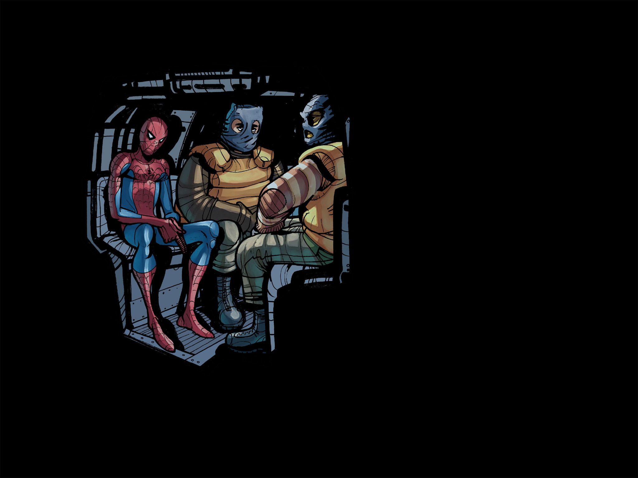 Read online Amazing Spider-Man: Who Am I? comic -  Issue # Full (Part 1) - 114