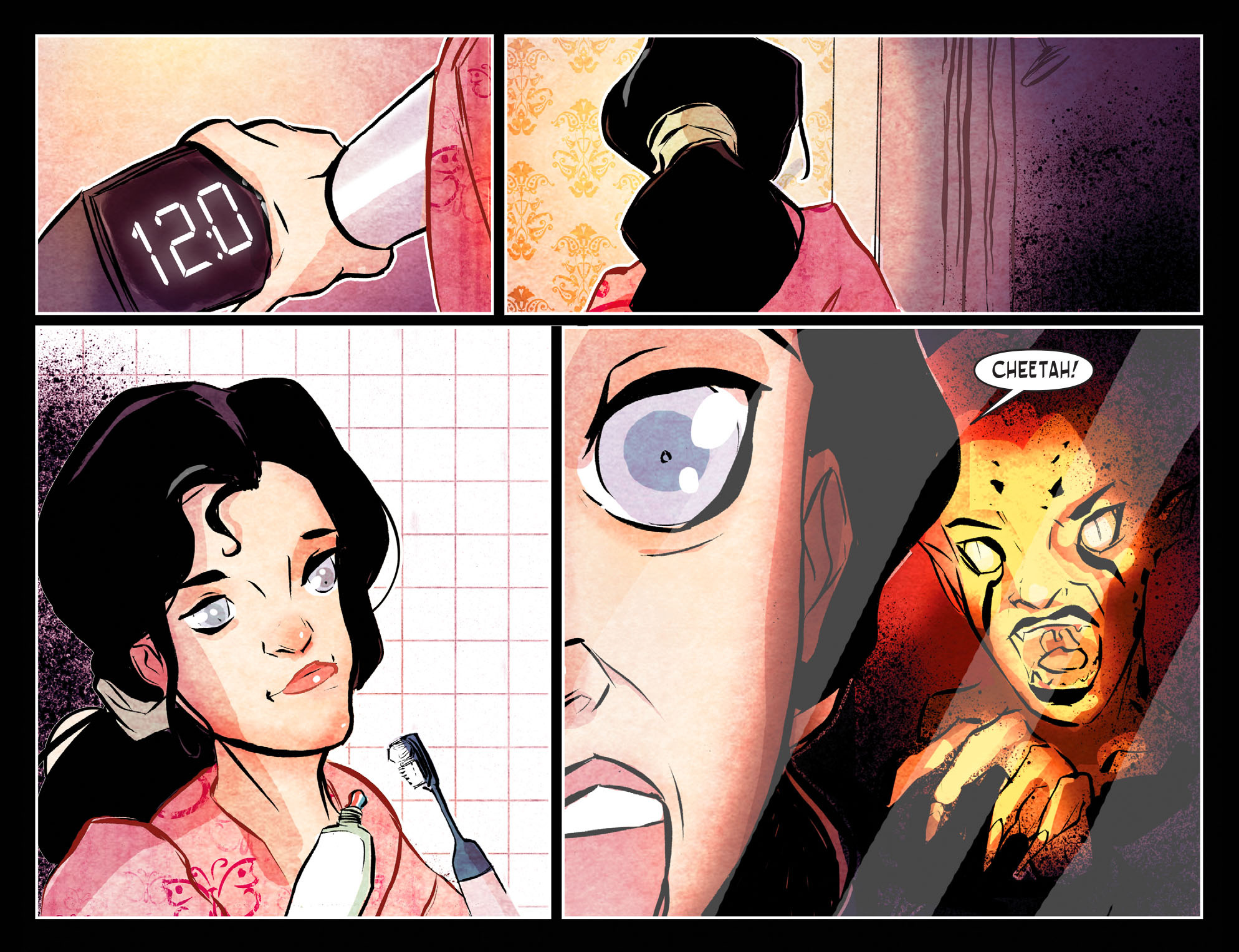 Read online Sensation Comics Featuring Wonder Woman comic -  Issue #49 - 5