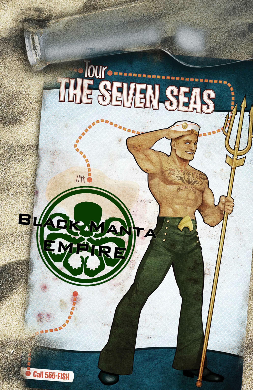 Read online Aquaman (2016) comic -  Issue #5 - 25