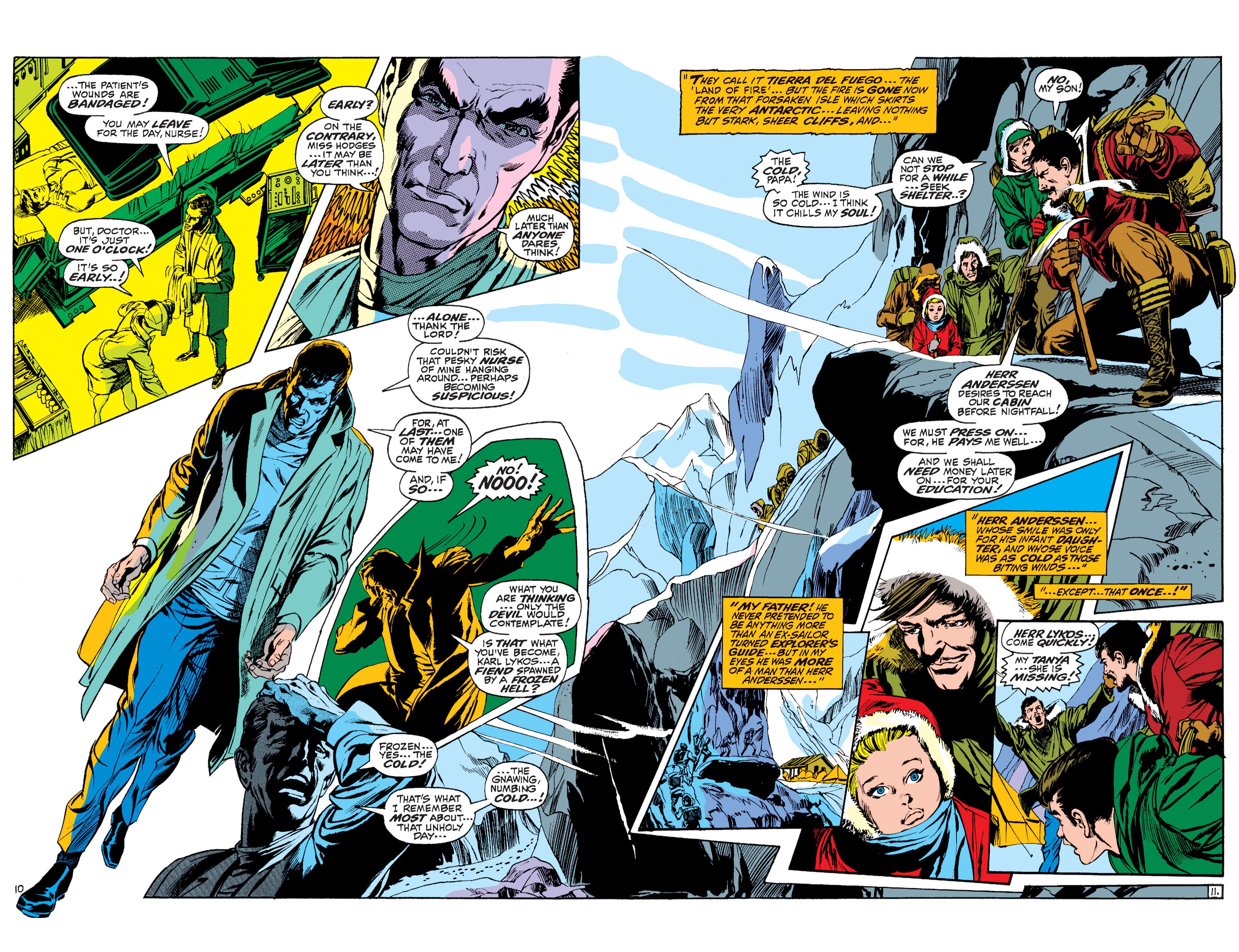 Read online Uncanny X-Men (1963) comic -  Issue #60 - 10
