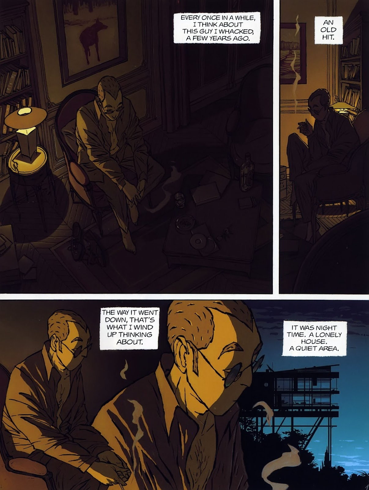 Read online The Killer comic -  Issue #7 - 3