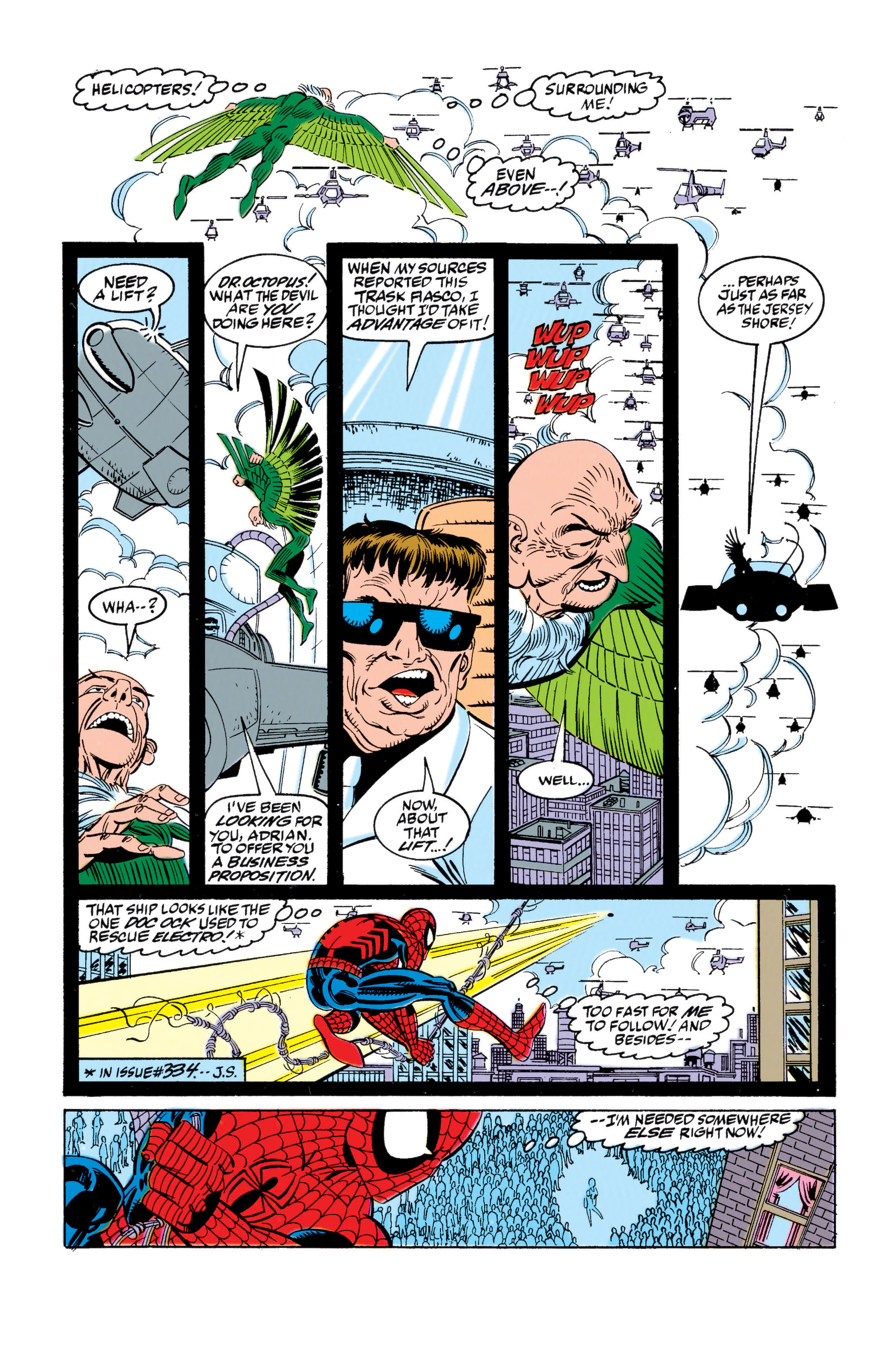 The Amazing Spider-Man (1963) 336 Page 21