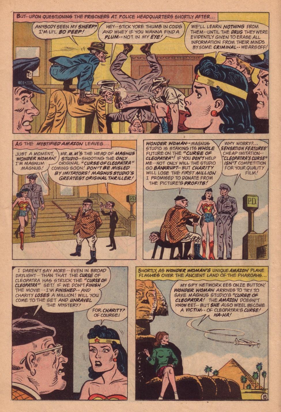 Read online Wonder Woman (1942) comic -  Issue #161 - 14