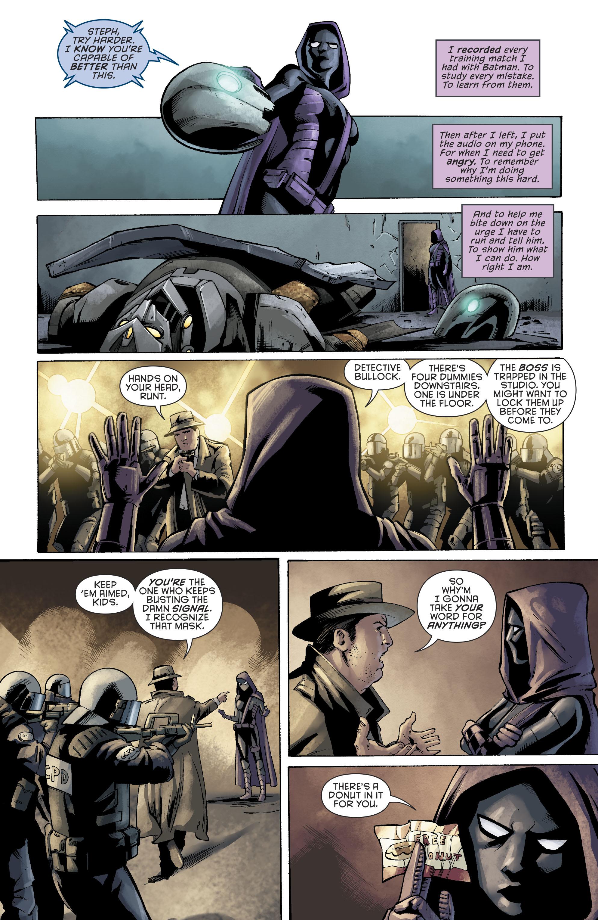 Read online Detective Comics (2016) comic -  Issue #957 - 18