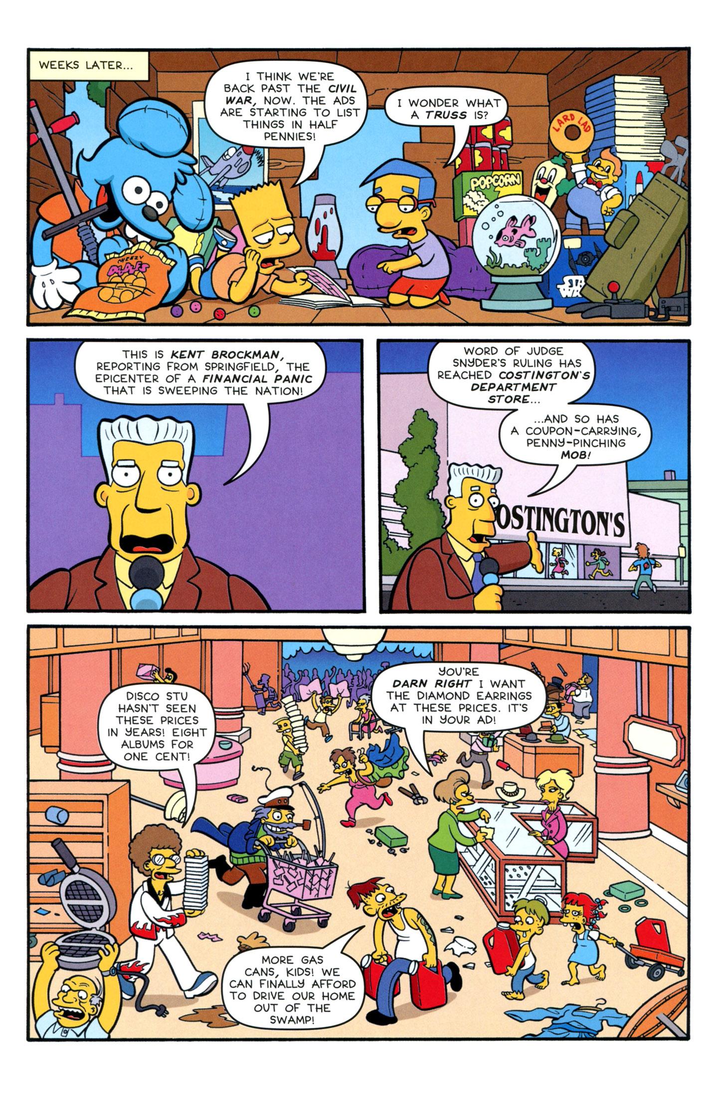 Read online Simpsons Comics Presents Bart Simpson comic -  Issue #77 - 24