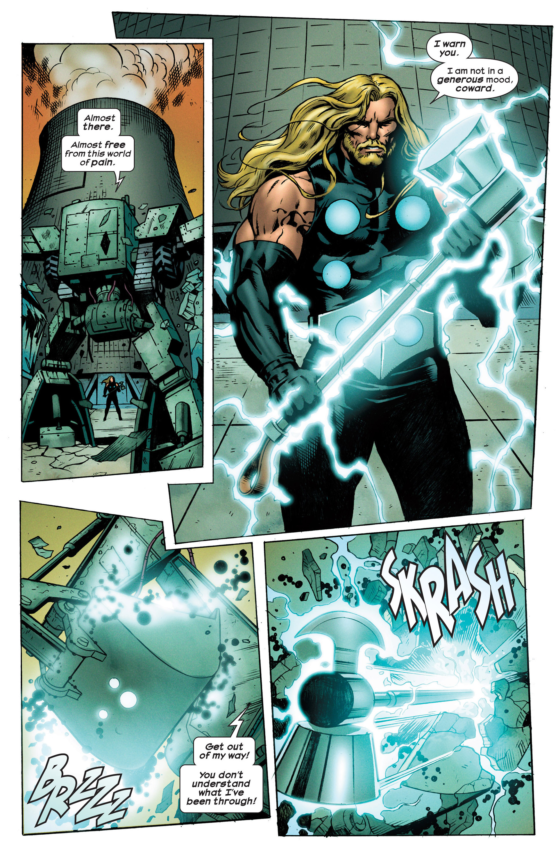 Read online Ultimate Comics Ultimates comic -  Issue #18.1 - 16