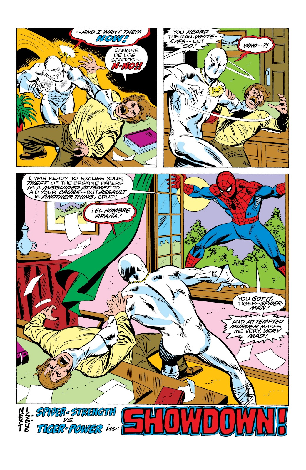 Read online Marvel Masterworks: The Spectacular Spider-Man comic -  Issue # TPB (Part 2) - 55