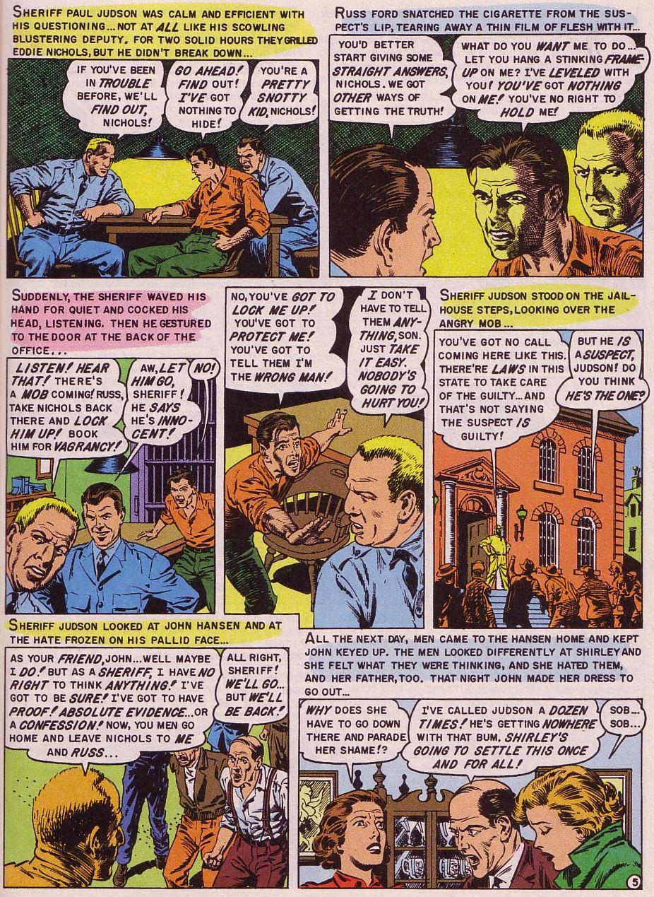 Read online Shock SuspenStories comic -  Issue #16 - 19