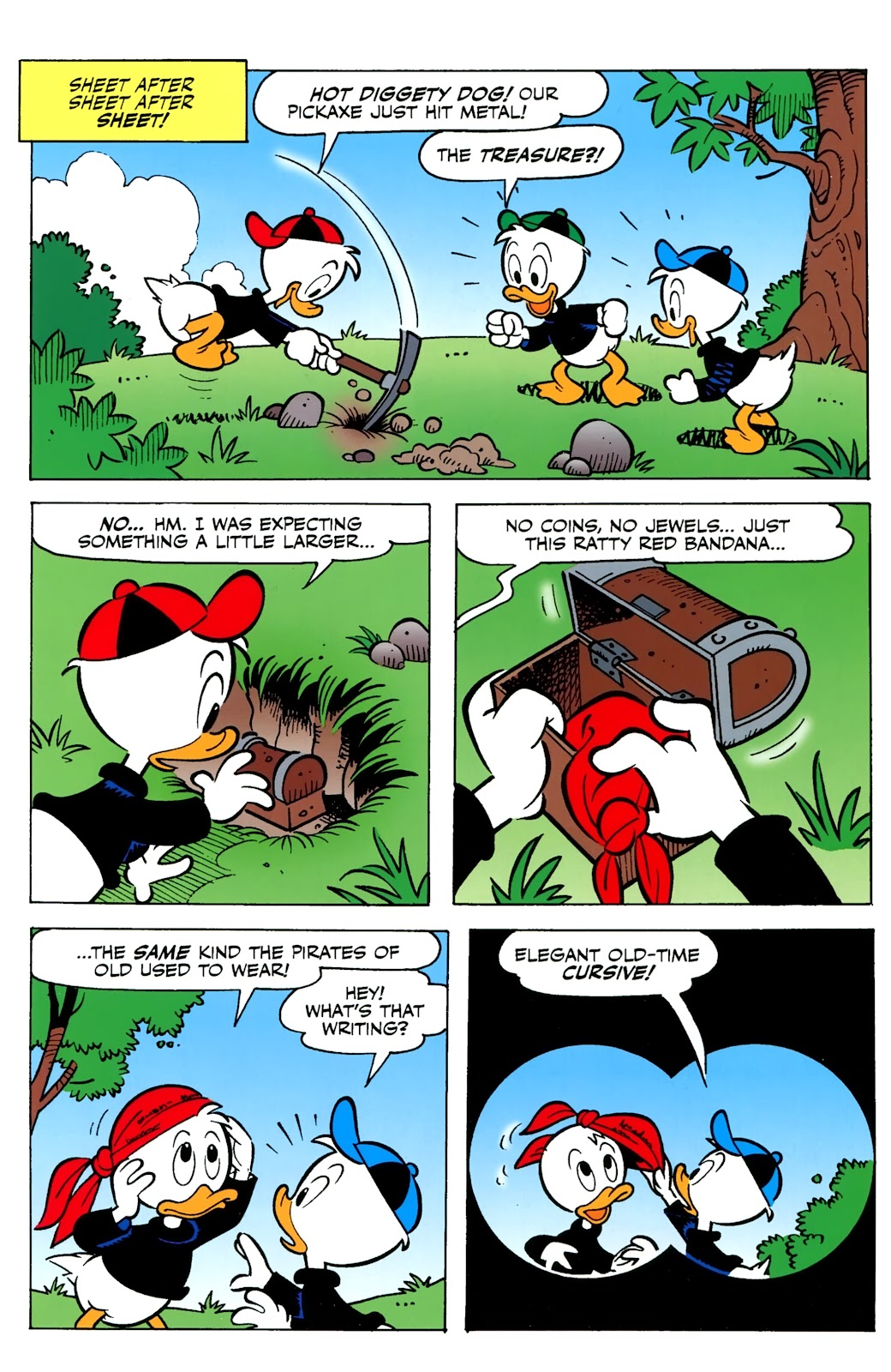 Walt Disney's Comics and Stories issue 730 - Page 29