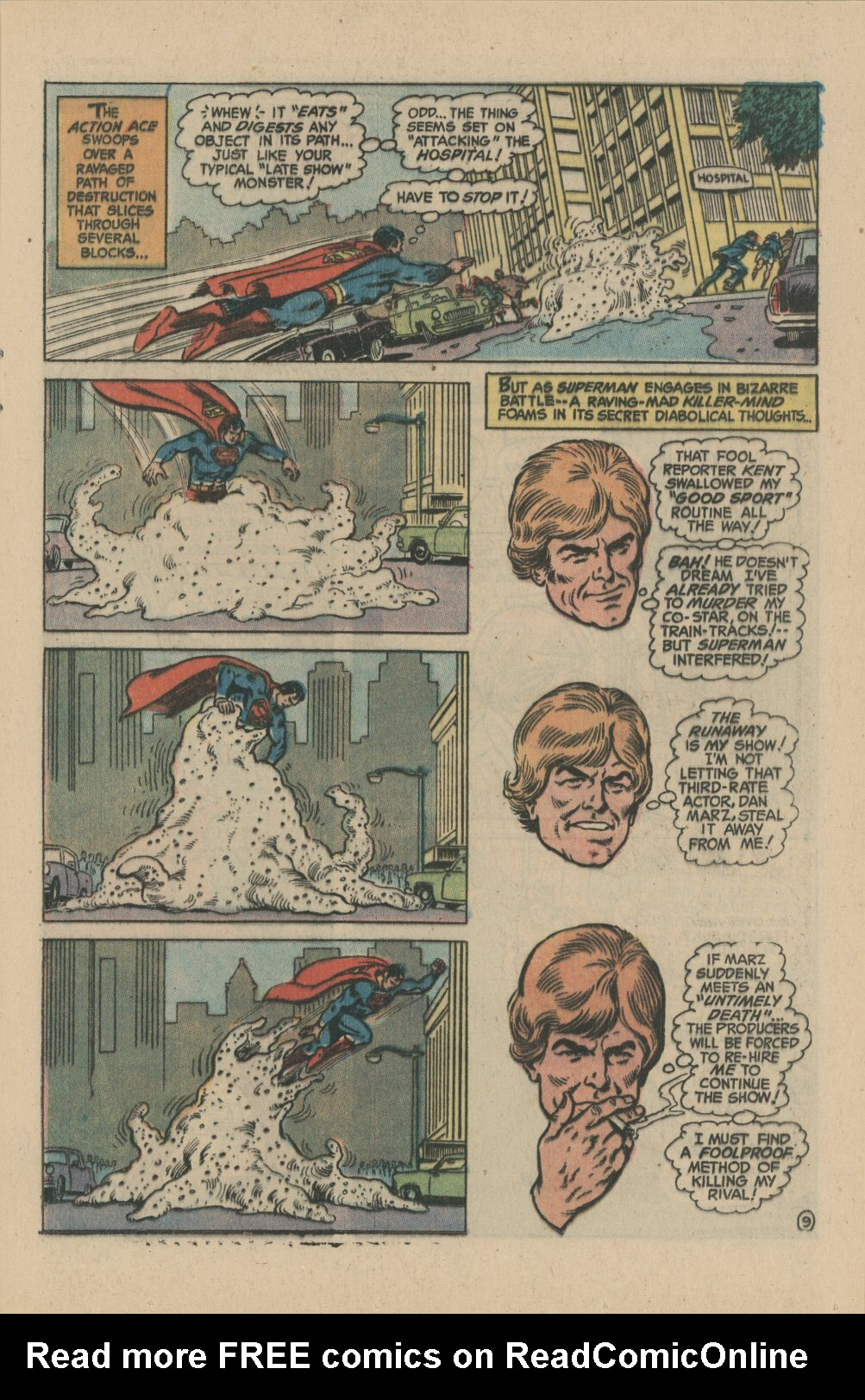 Read online Action Comics (1938) comic -  Issue #422 - 13