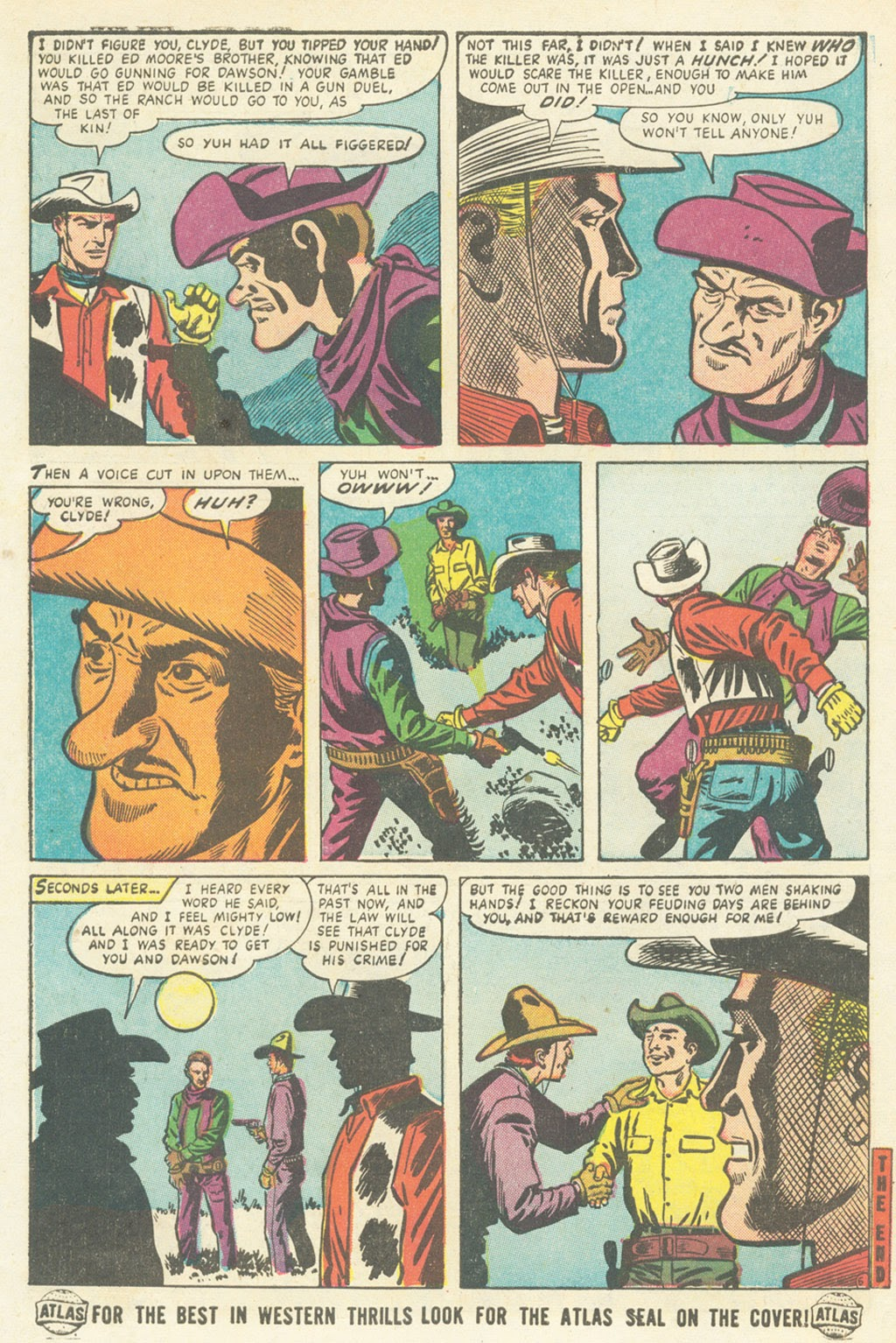 Kid Colt Outlaw issue 52 - Page 32