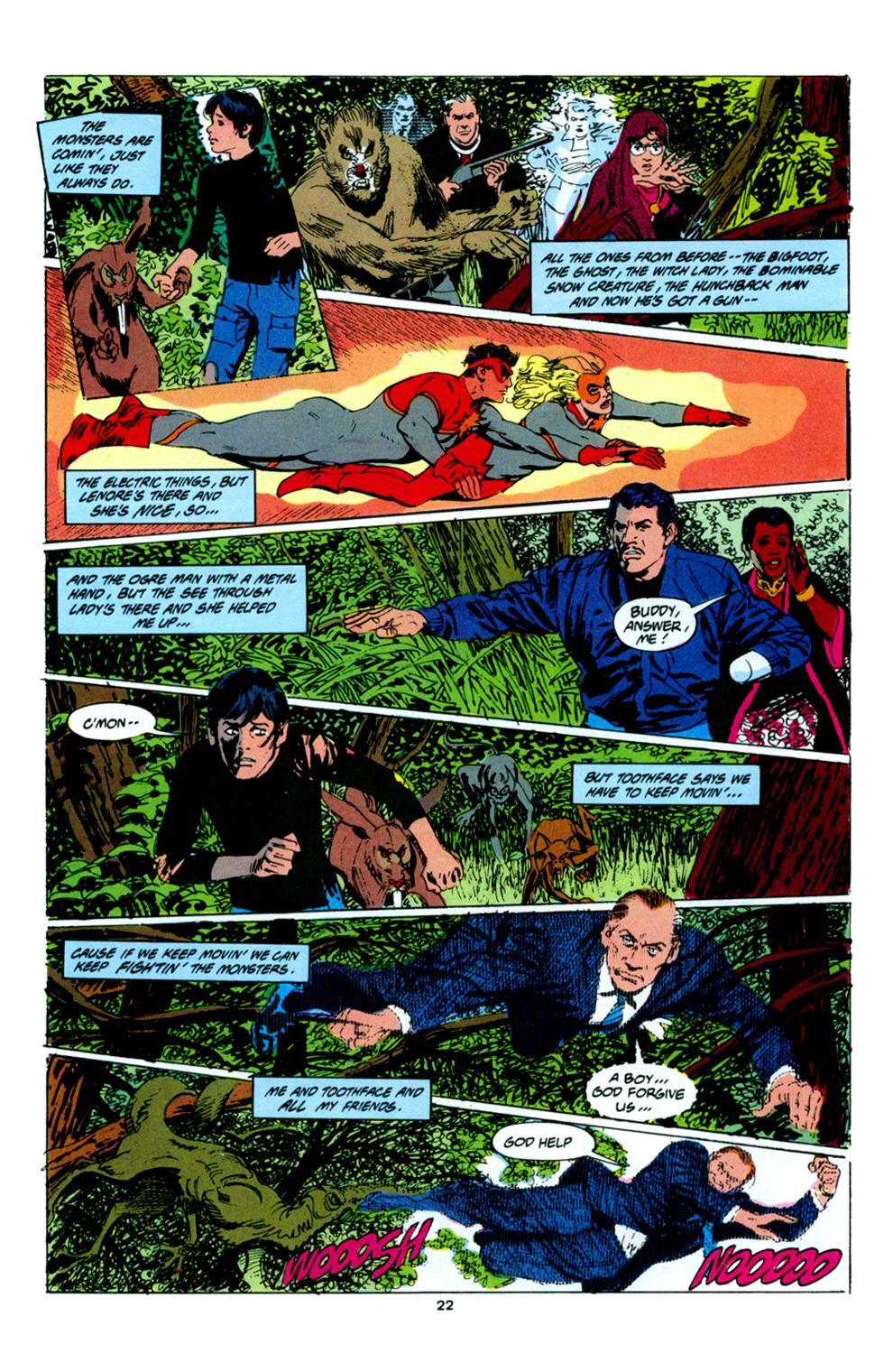Read online Powerline comic -  Issue #6 - 24
