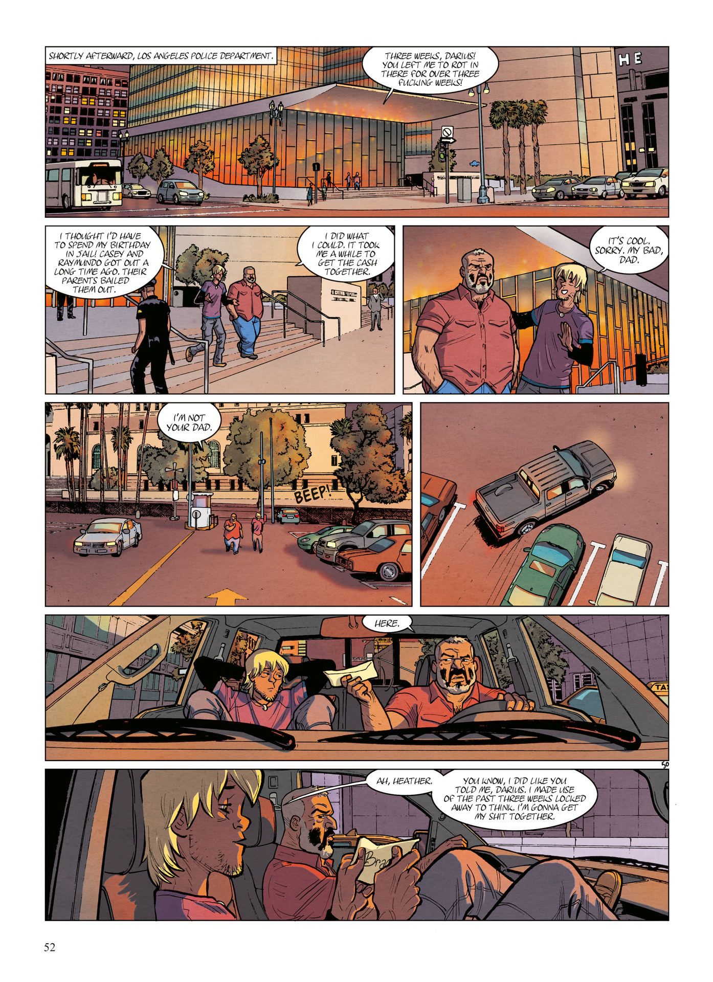Read online Alter Ego comic -  Issue #6 - 54