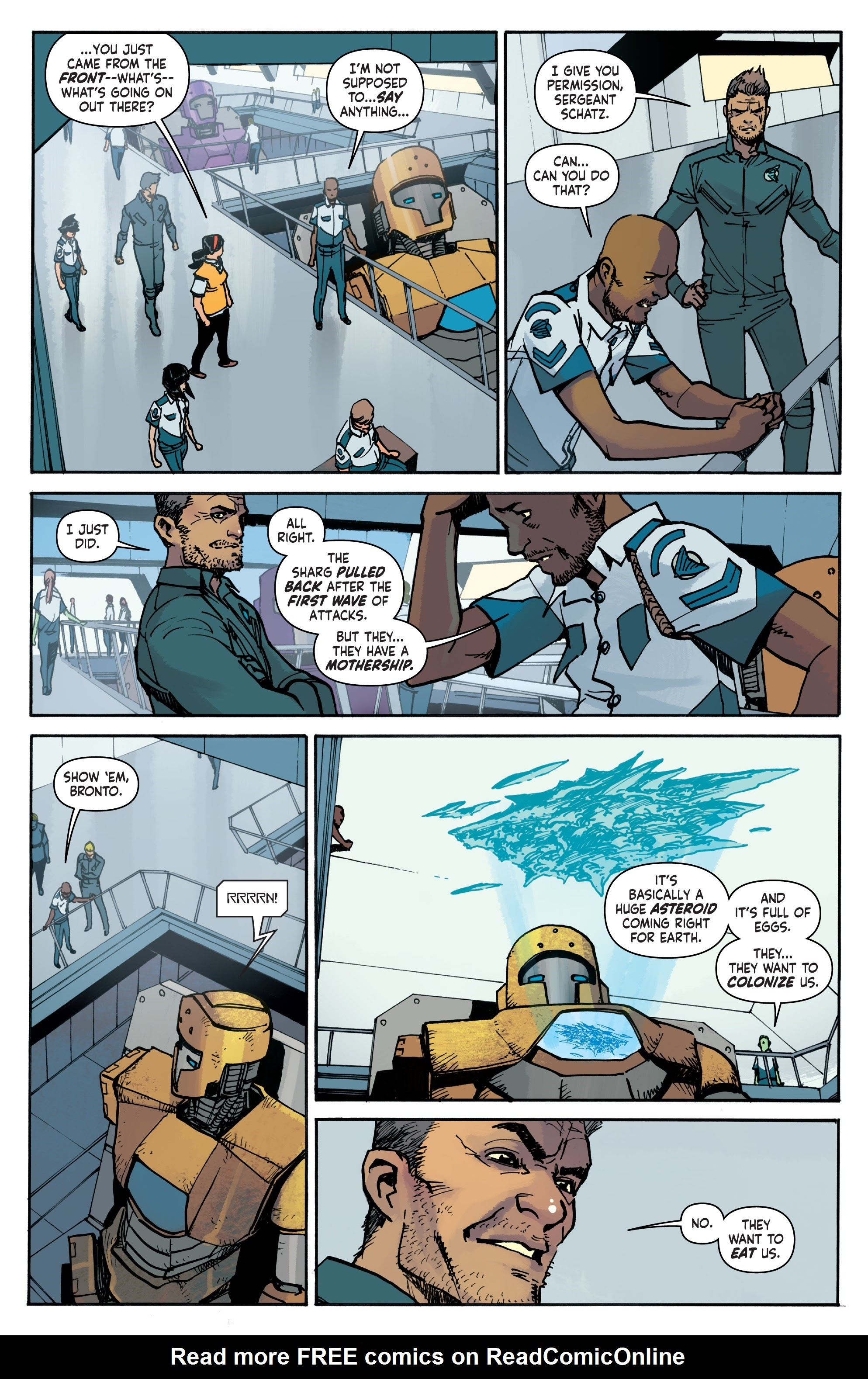 Mech Cadet Yu #_TPB_2 #15 - English 58