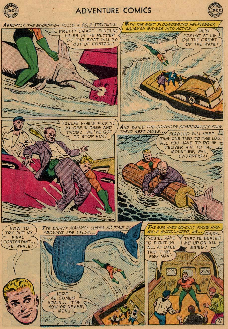 Read online Adventure Comics (1938) comic -  Issue #229 - 19