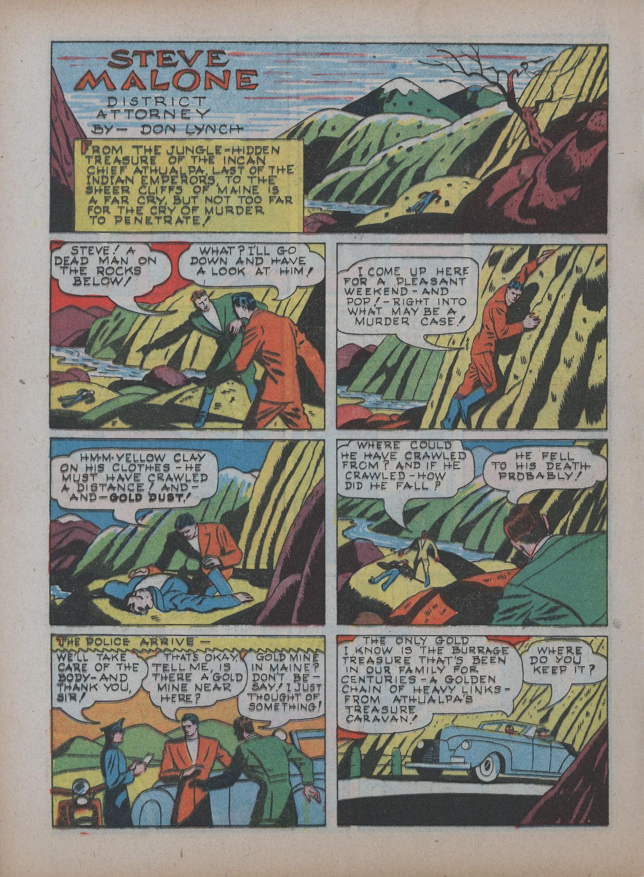Read online Detective Comics (1937) comic -  Issue #48 - 44
