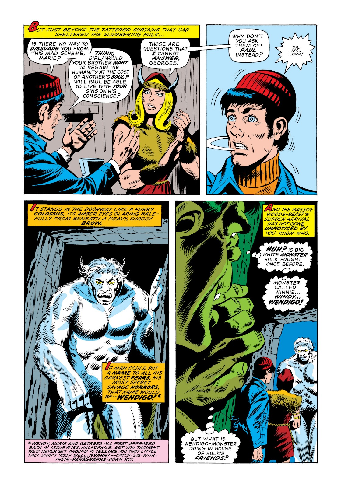 Read online Marvel Masterworks: The Incredible Hulk comic -  Issue # TPB 10 (Part 2) - 98