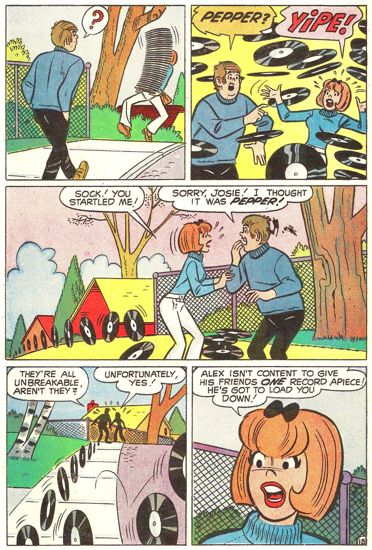 Read online She's Josie comic -  Issue #41 - 22