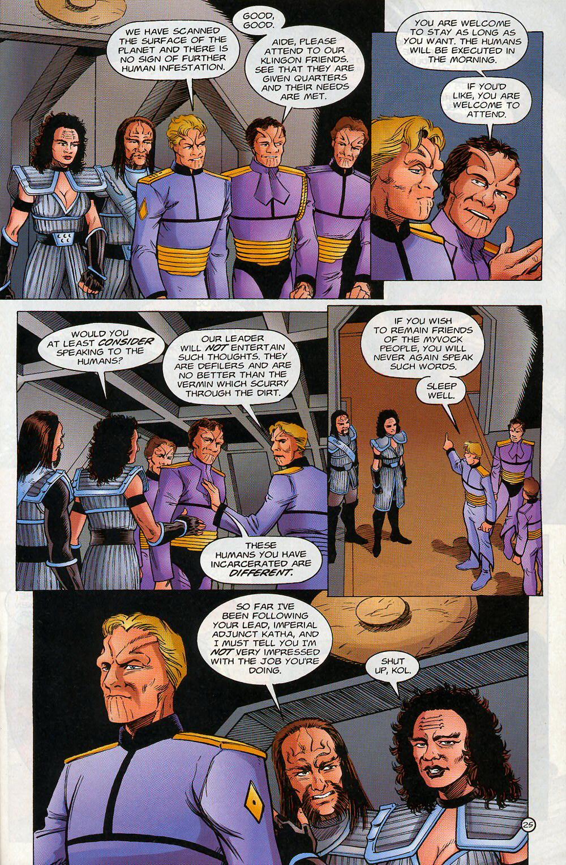 Read online Star Trek: Deep Space Nine - Lightstorm comic -  Issue # Full - 25