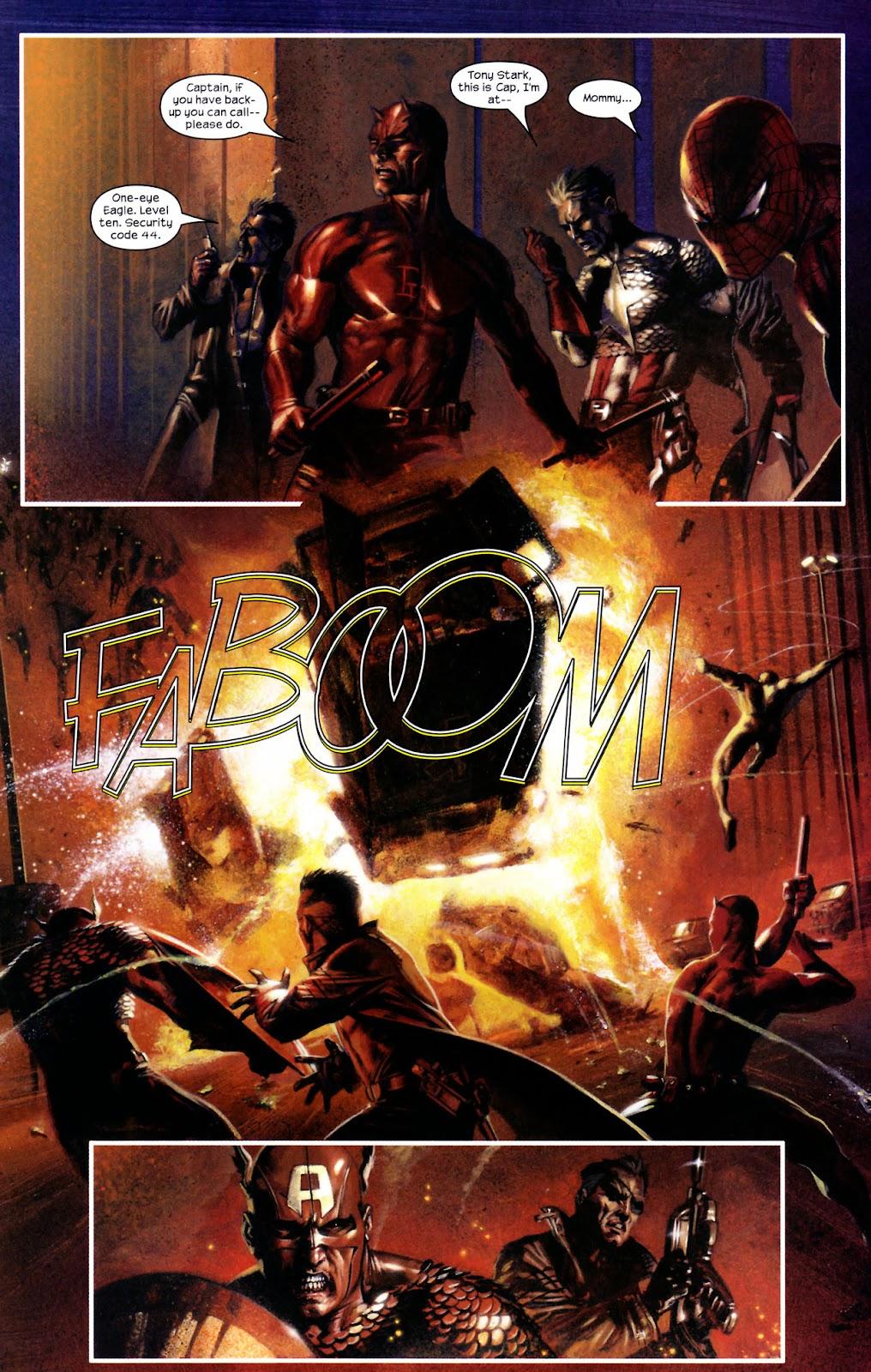 Read online Secret War comic -  Issue #3 - 21