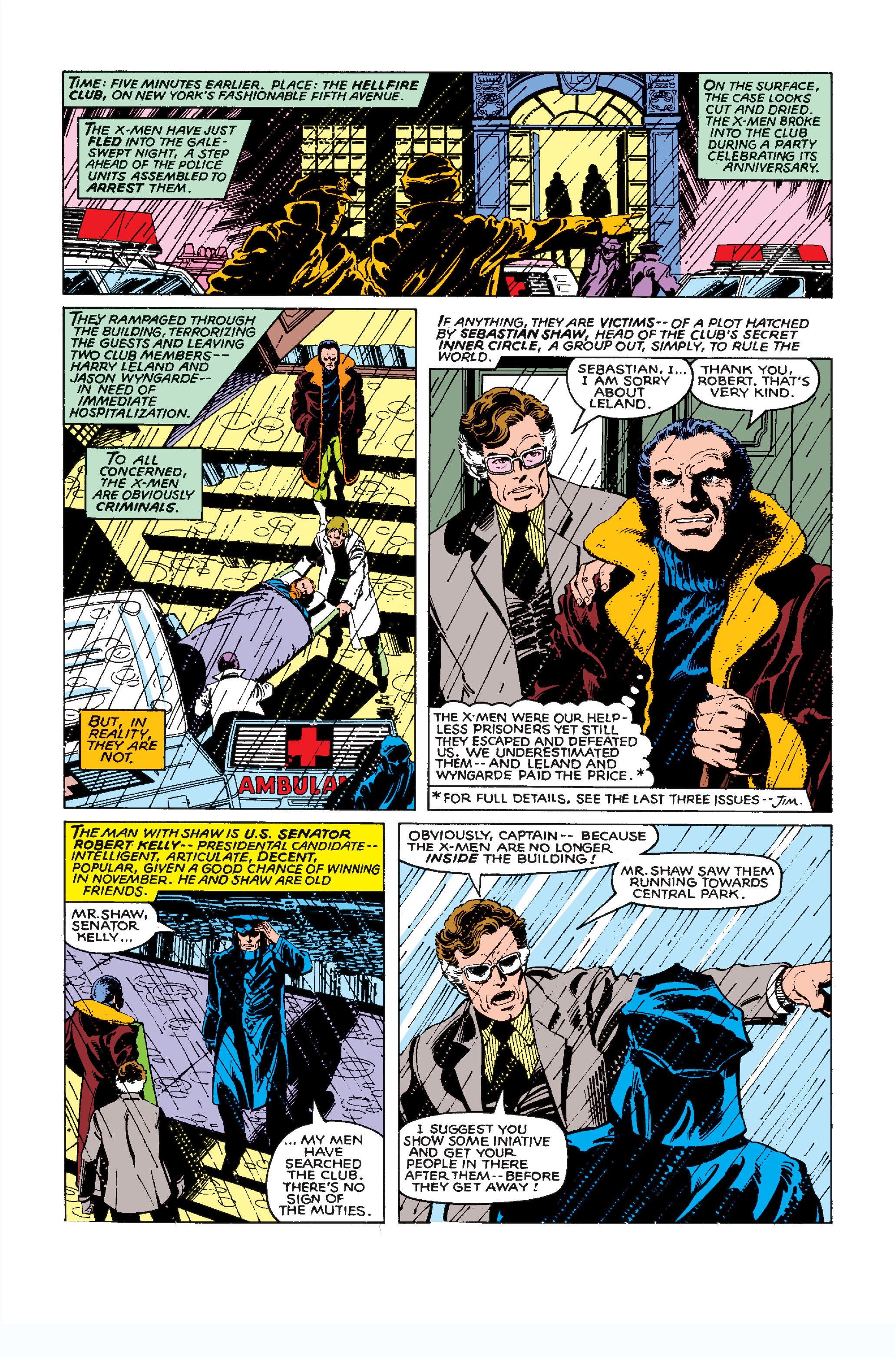 Read online Uncanny X-Men (1963) comic -  Issue #135 - 7