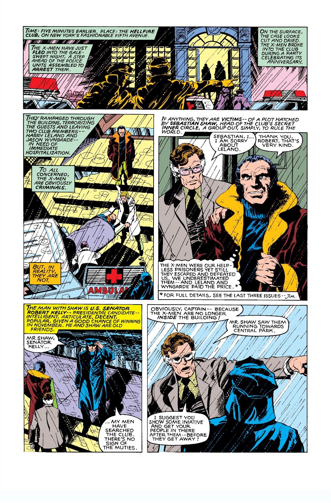 Uncanny X-Men (1963) issue 135 - Page 7