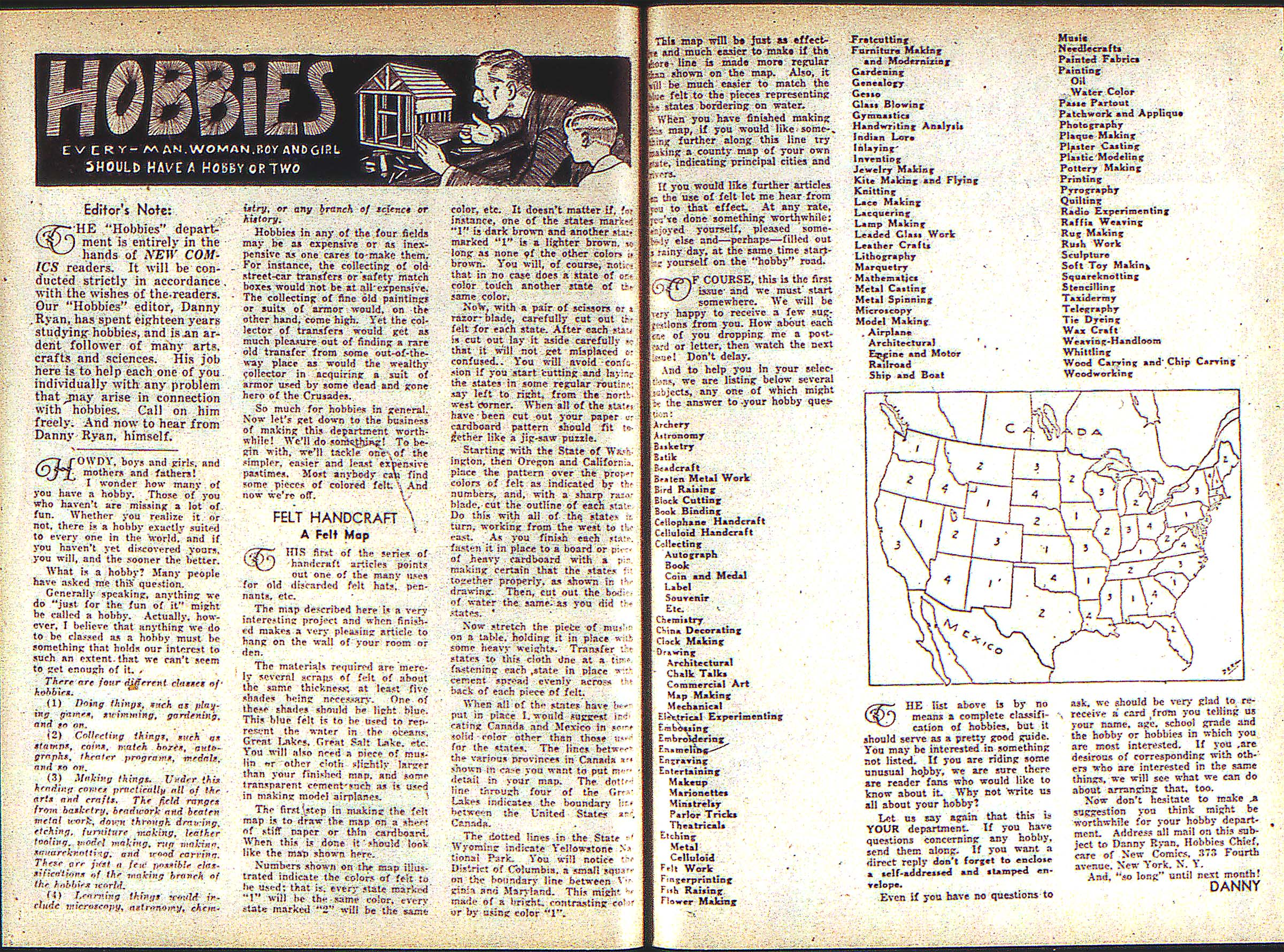 Read online Adventure Comics (1938) comic -  Issue #1 - 29