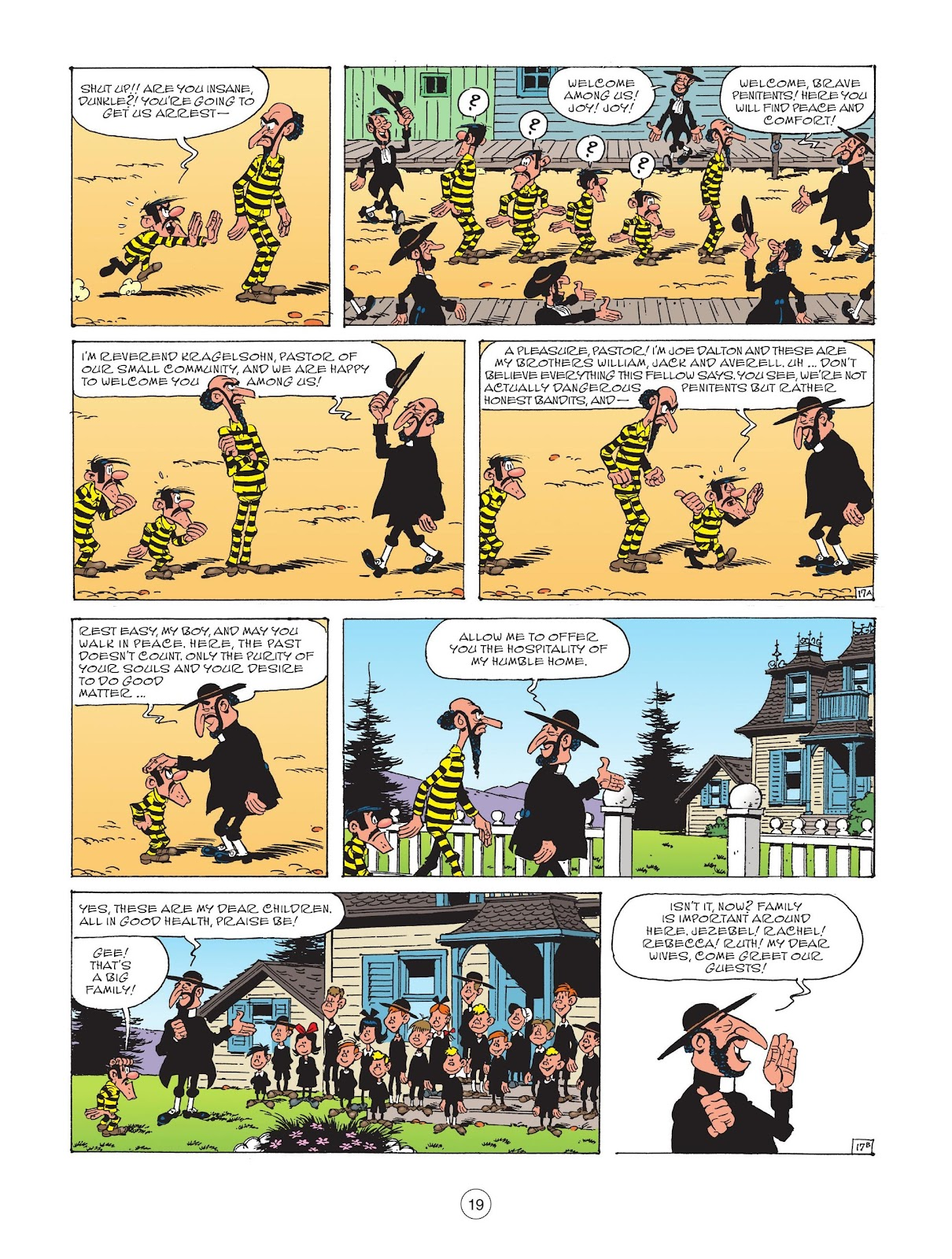 A Lucky Luke Adventure issue 73 - Page 21