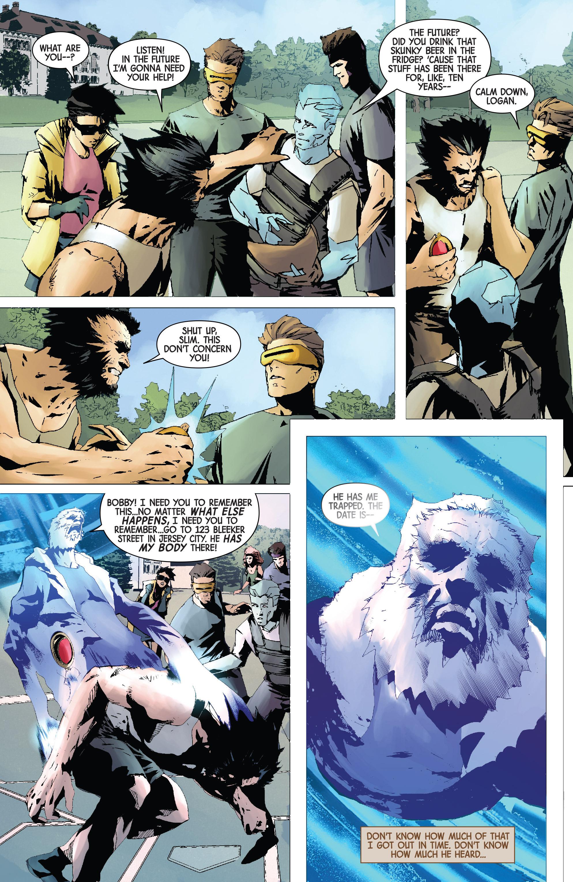 Read online Old Man Logan (2016) comic -  Issue #23 - 14