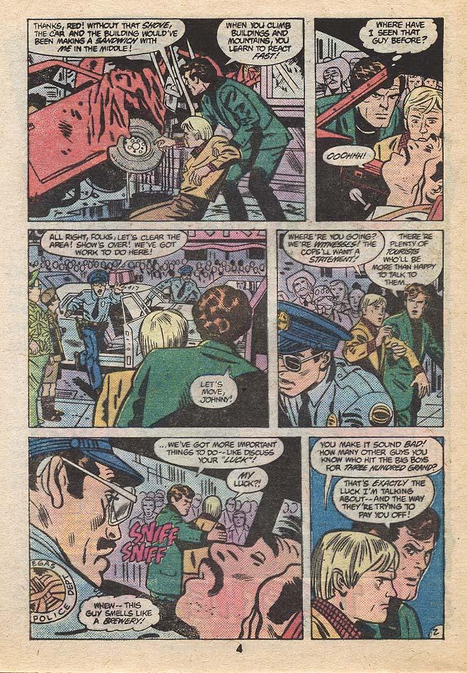 Read online Adventure Comics (1938) comic -  Issue #497 - 4