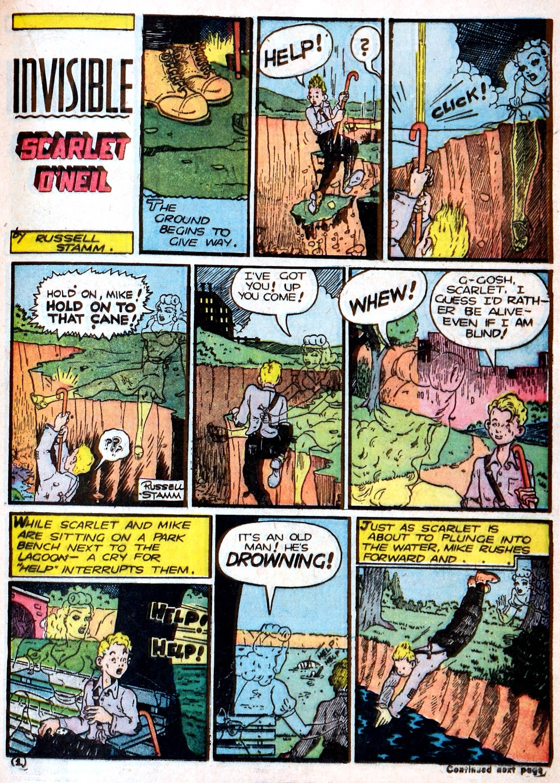 Read online Famous Funnies comic -  Issue #87 - 25