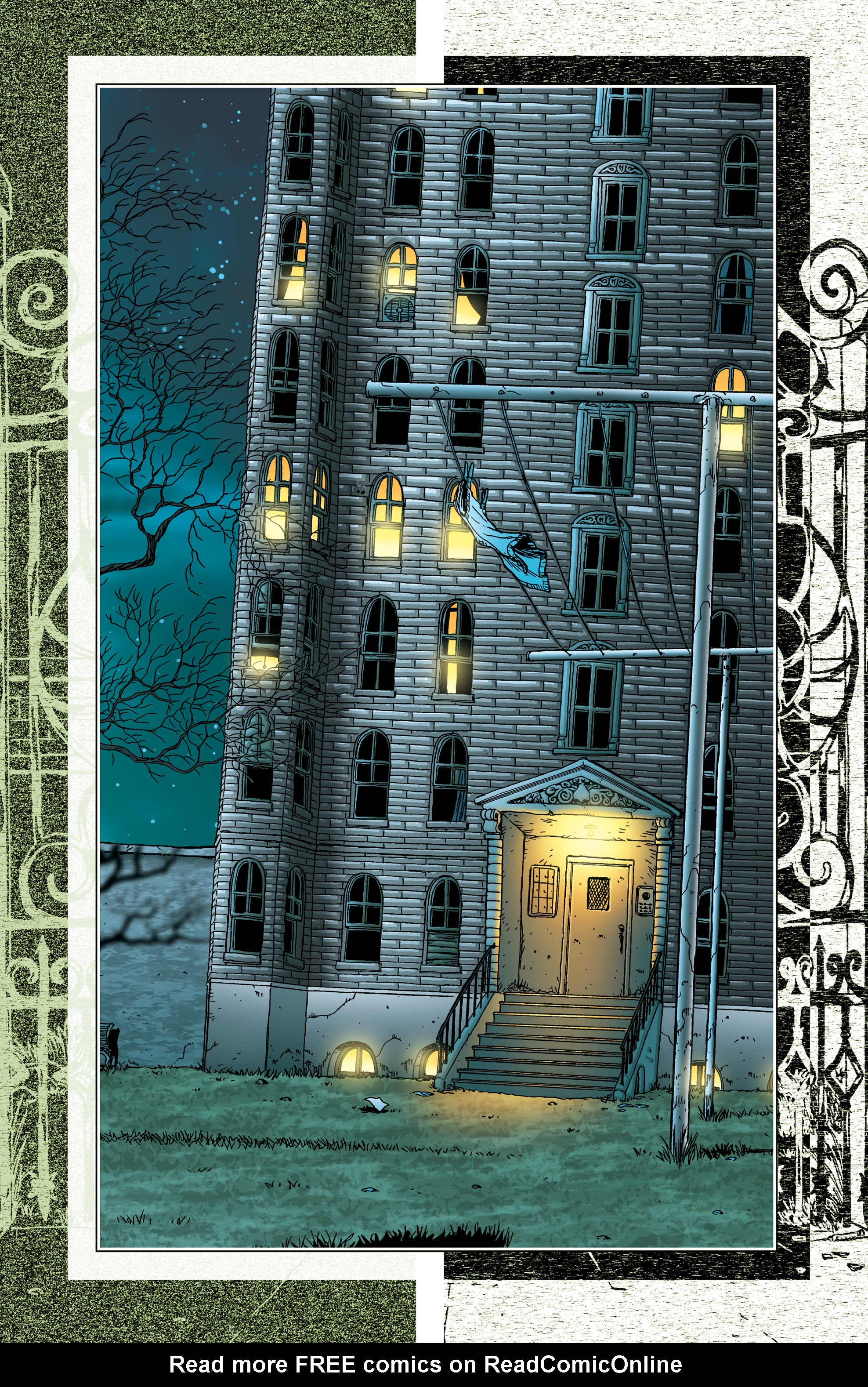 Read online Alan Moore's The Courtyard comic -  Issue # TPB - 30