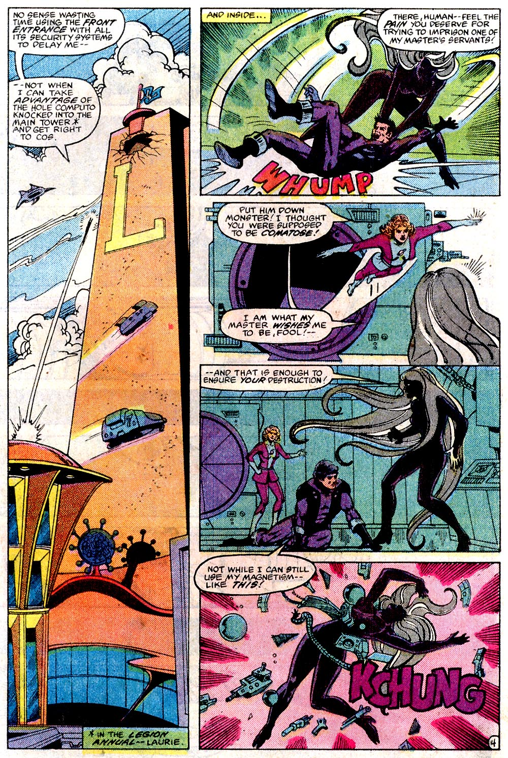 Legion of Super-Heroes (1980) 291 Page 23